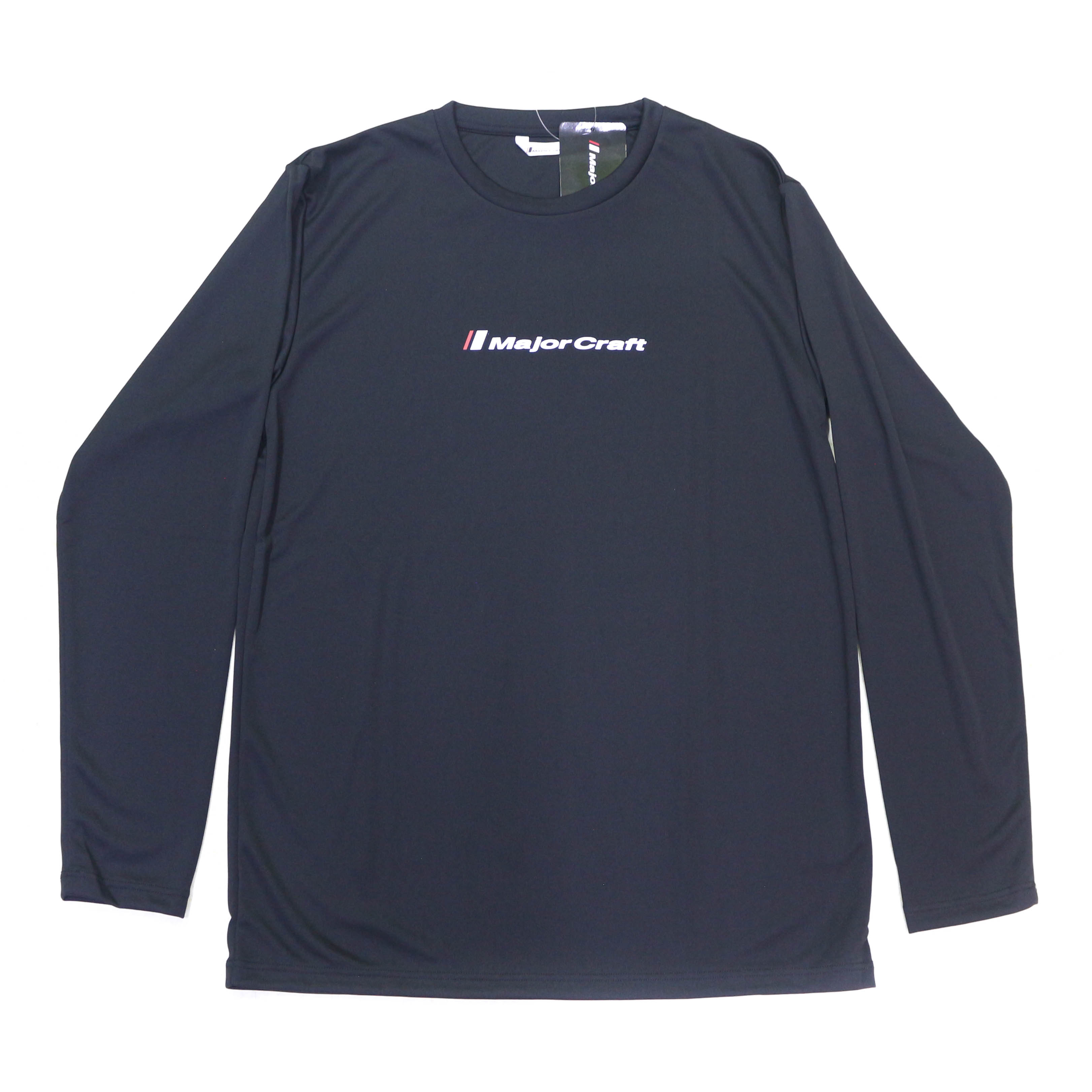 Major Craft T-Shirt Long Sleeve MCW-DLT-LL/BK (3154)