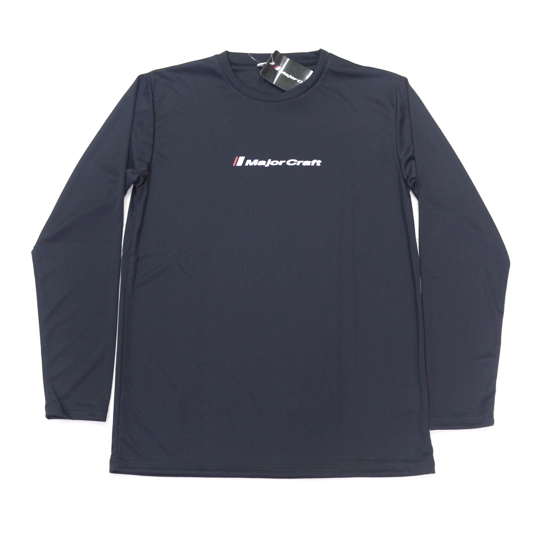Major Craft T-Shirt Long Sleeve MCW-DLT-3L/BK (3192)