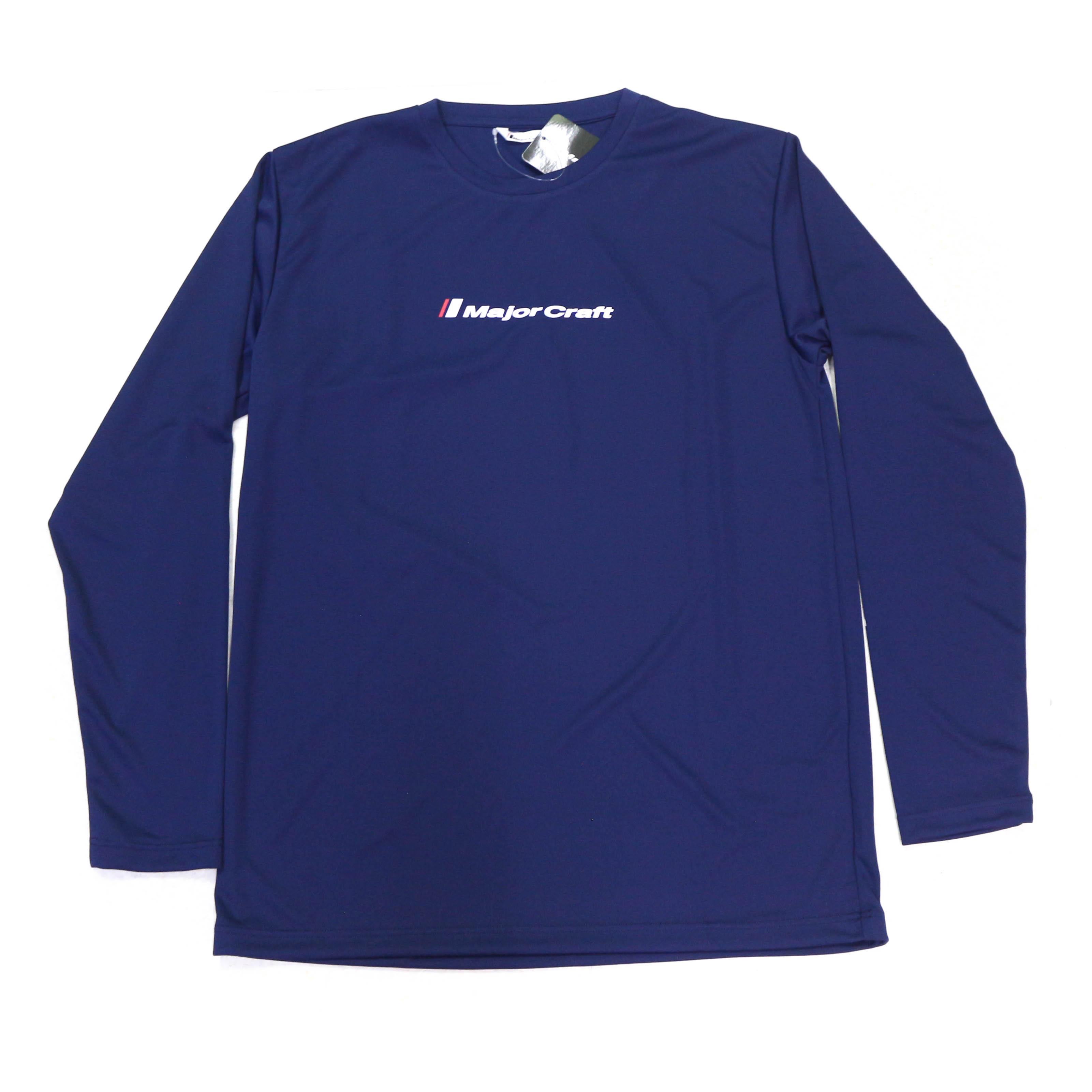 Major Craft T-Shirt Long Sleeve MCW-DLT-4L/NV (3222)
