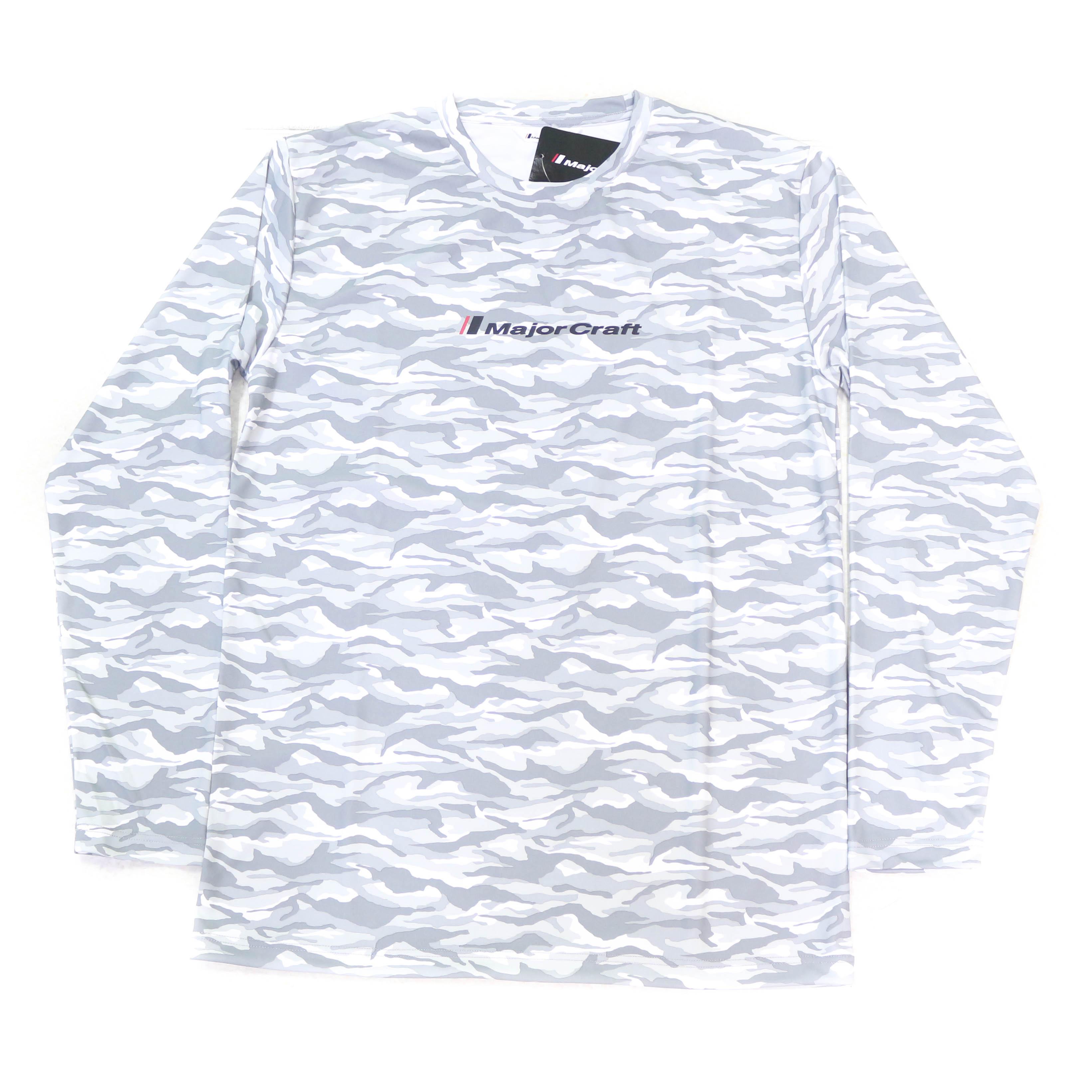 Major Craft T-Shirt Long Sleeve MCW-DLT-4L/GCM (3246)