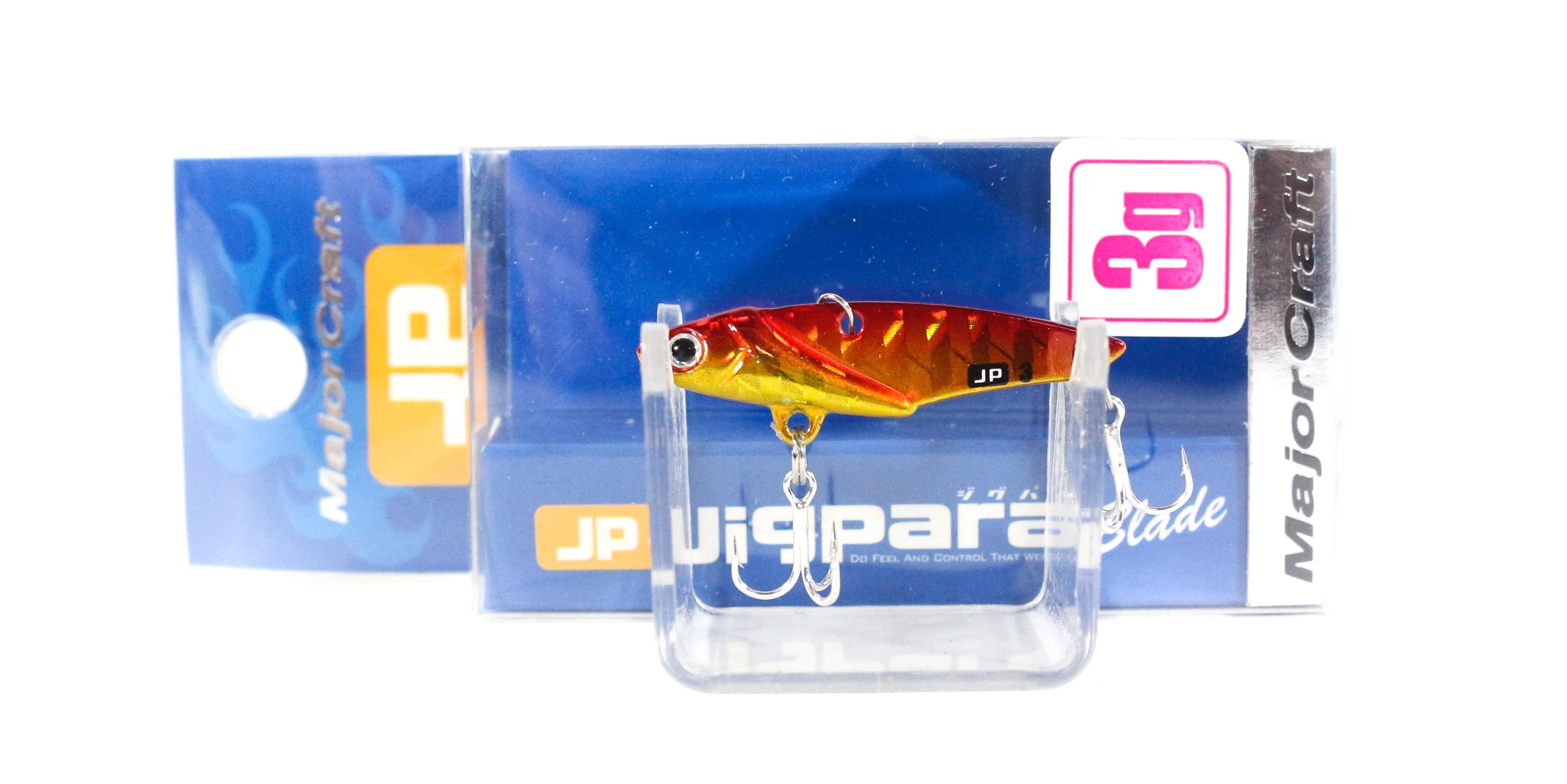 Major Craft Metal Blade Sinking Lure 35mm 3 grams JPB-35-3 003 (6276)