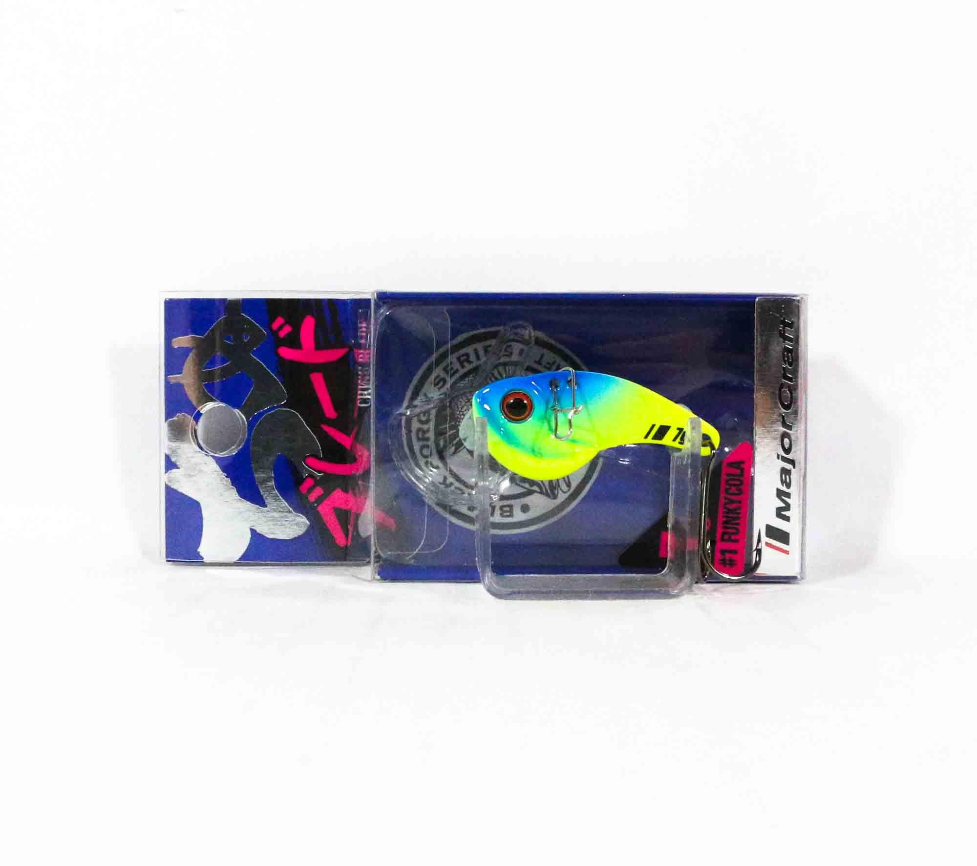Major Craft Chinu Blade BKP-BLADE 7 grams 005 (8113)