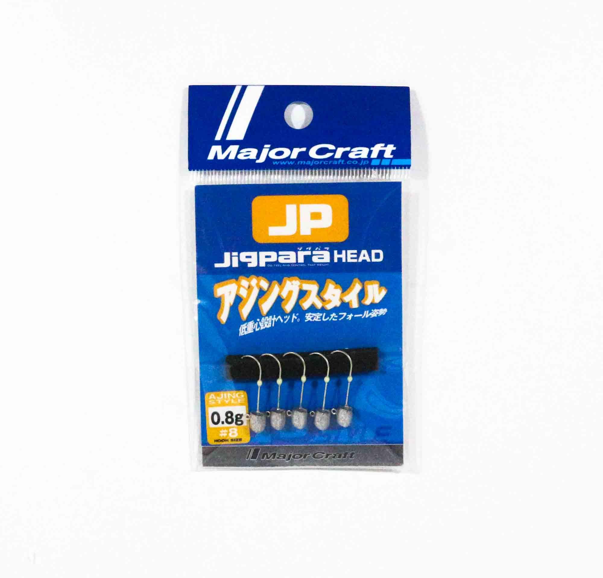 Major Craft Jig Head Aji JPHD-0.8 grams (2708)