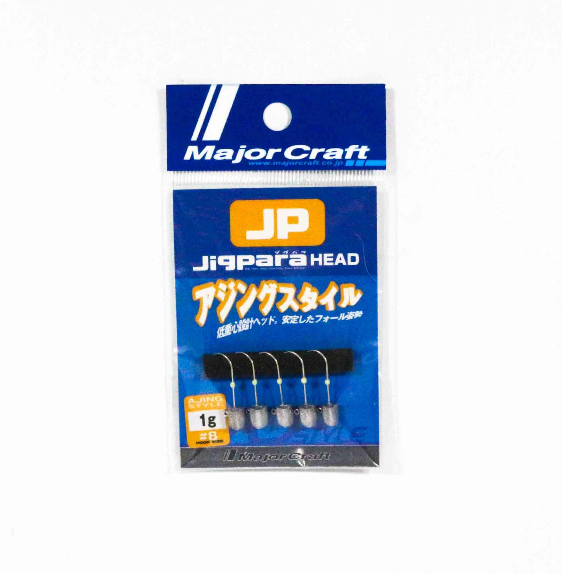 Major Craft Jig Head Aji JPHD-1.0 grams (2739)