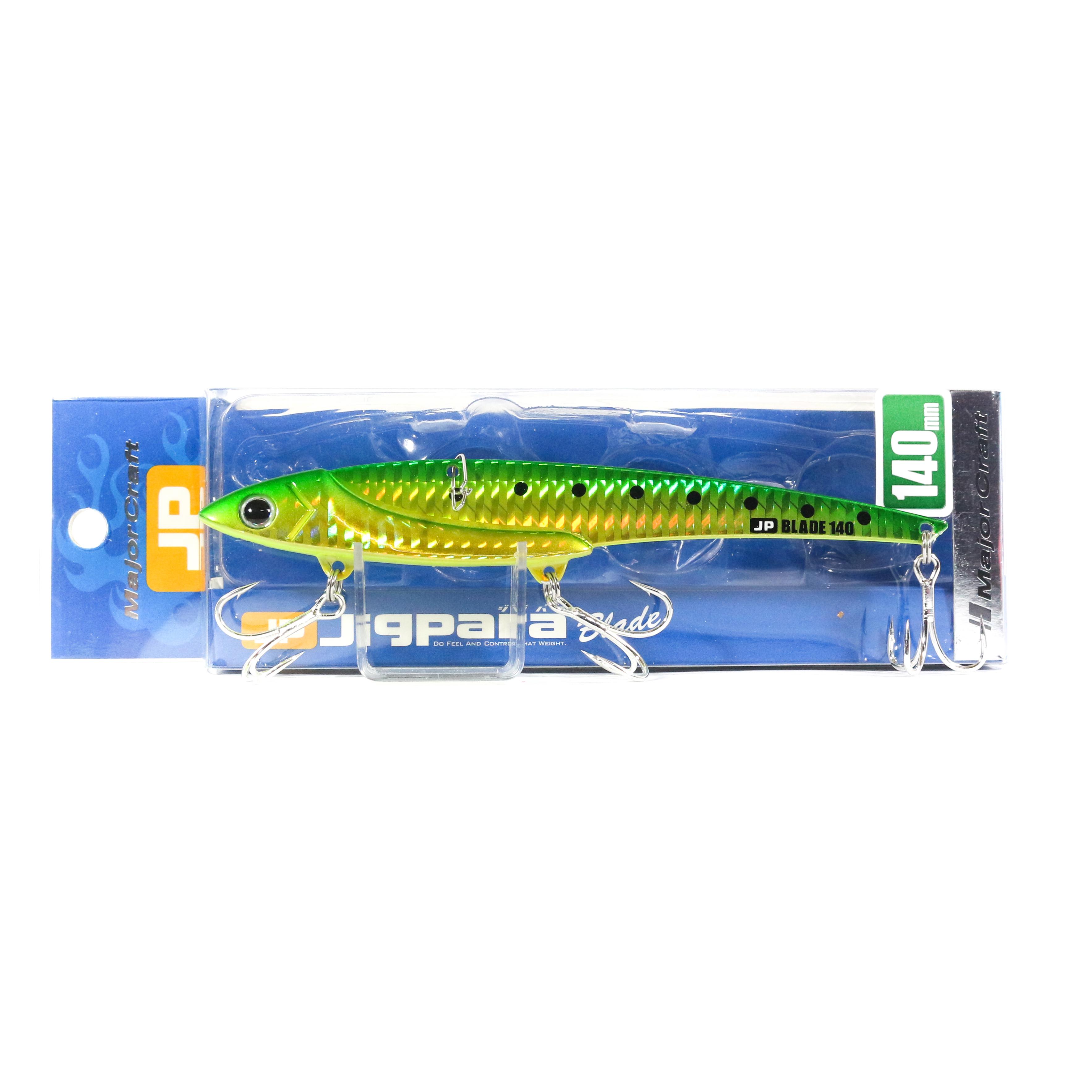 Major Craft Metal Blade Sinking Lure 140mm 50 grams JPB-140-50 011 (6214)