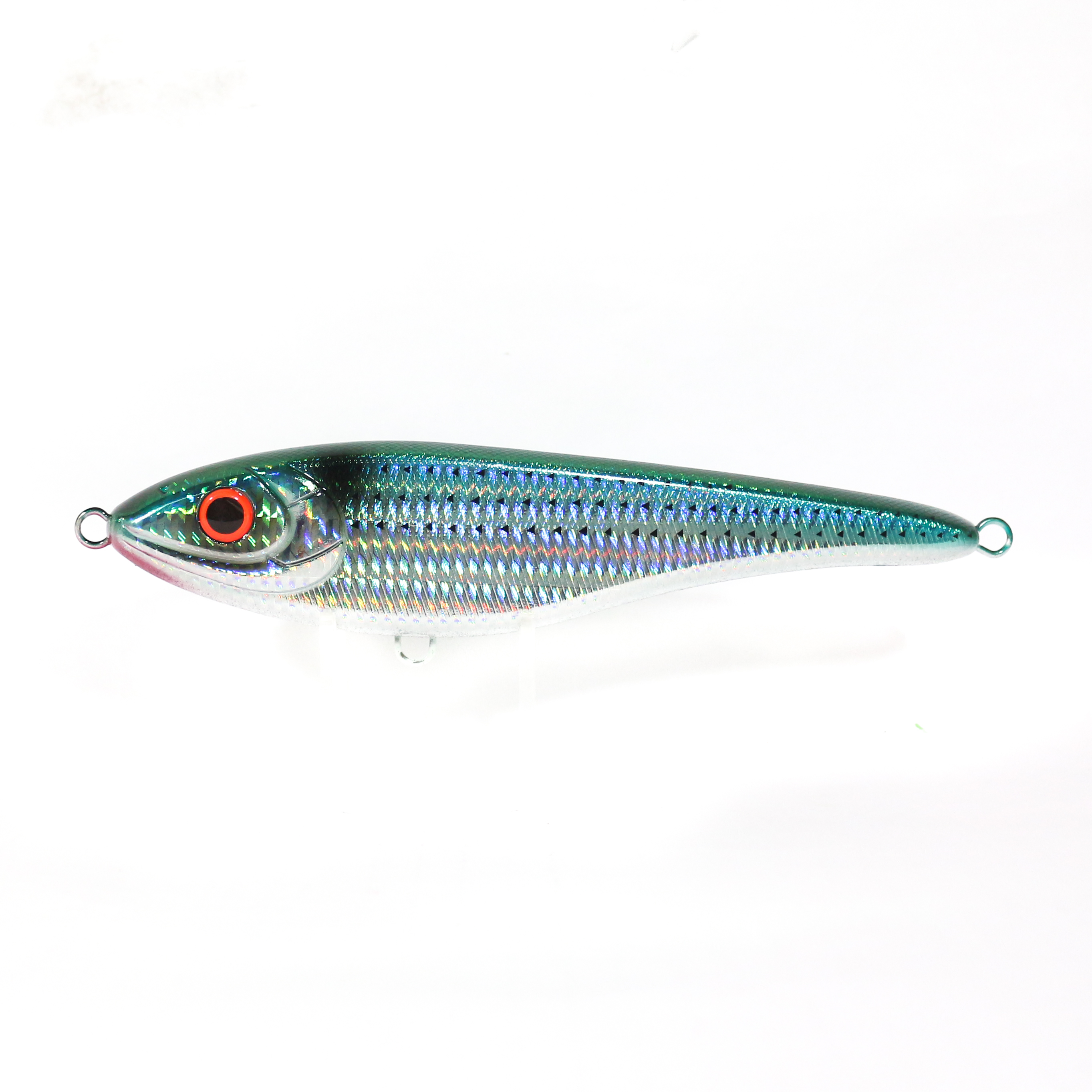 Mangrove Studio Big Bandit 195 mm 78 grams Floating Lure Green (1497)