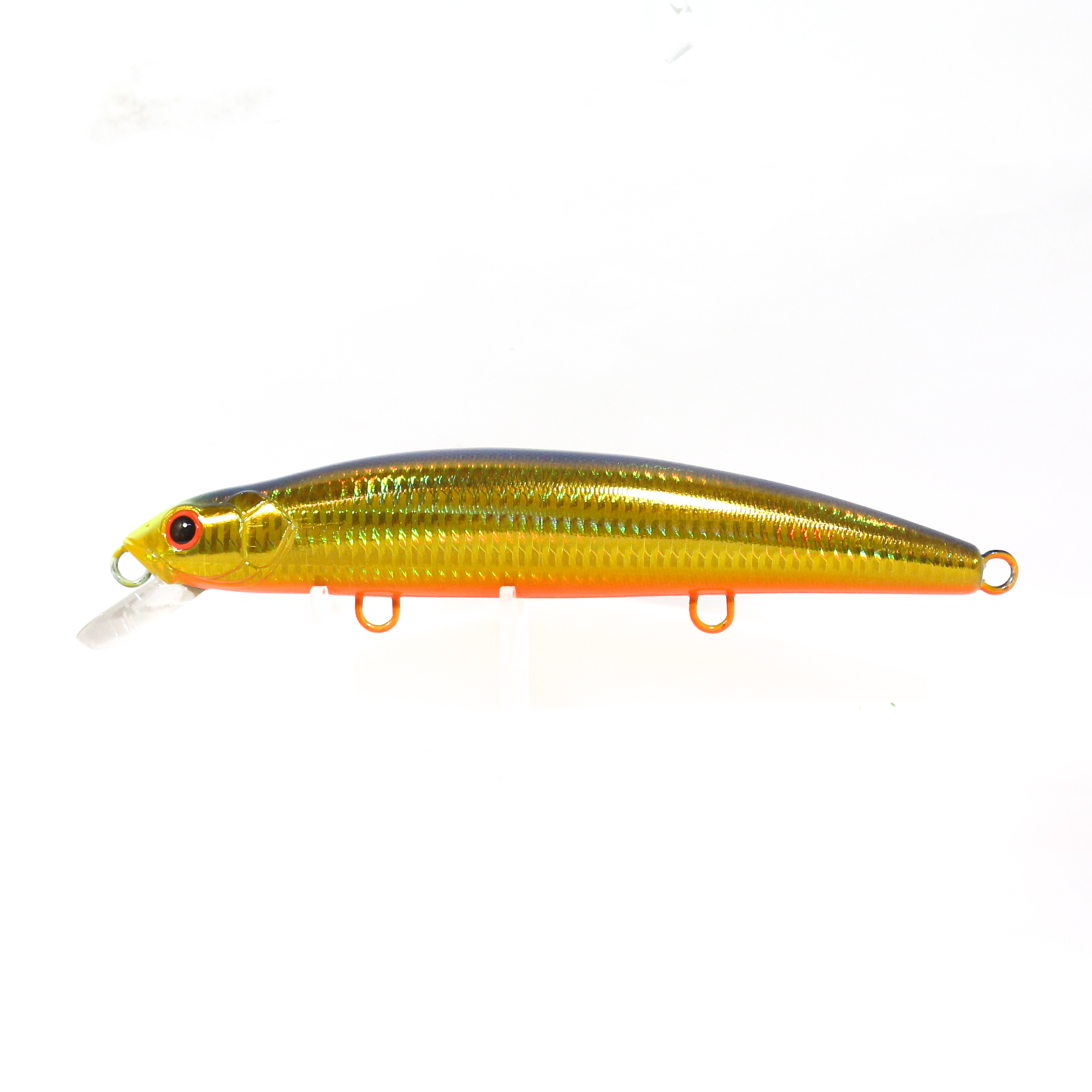 Mangrove Studio Seabass Ed 200 mm 86 grams Floating Lure Black Gold (1502)