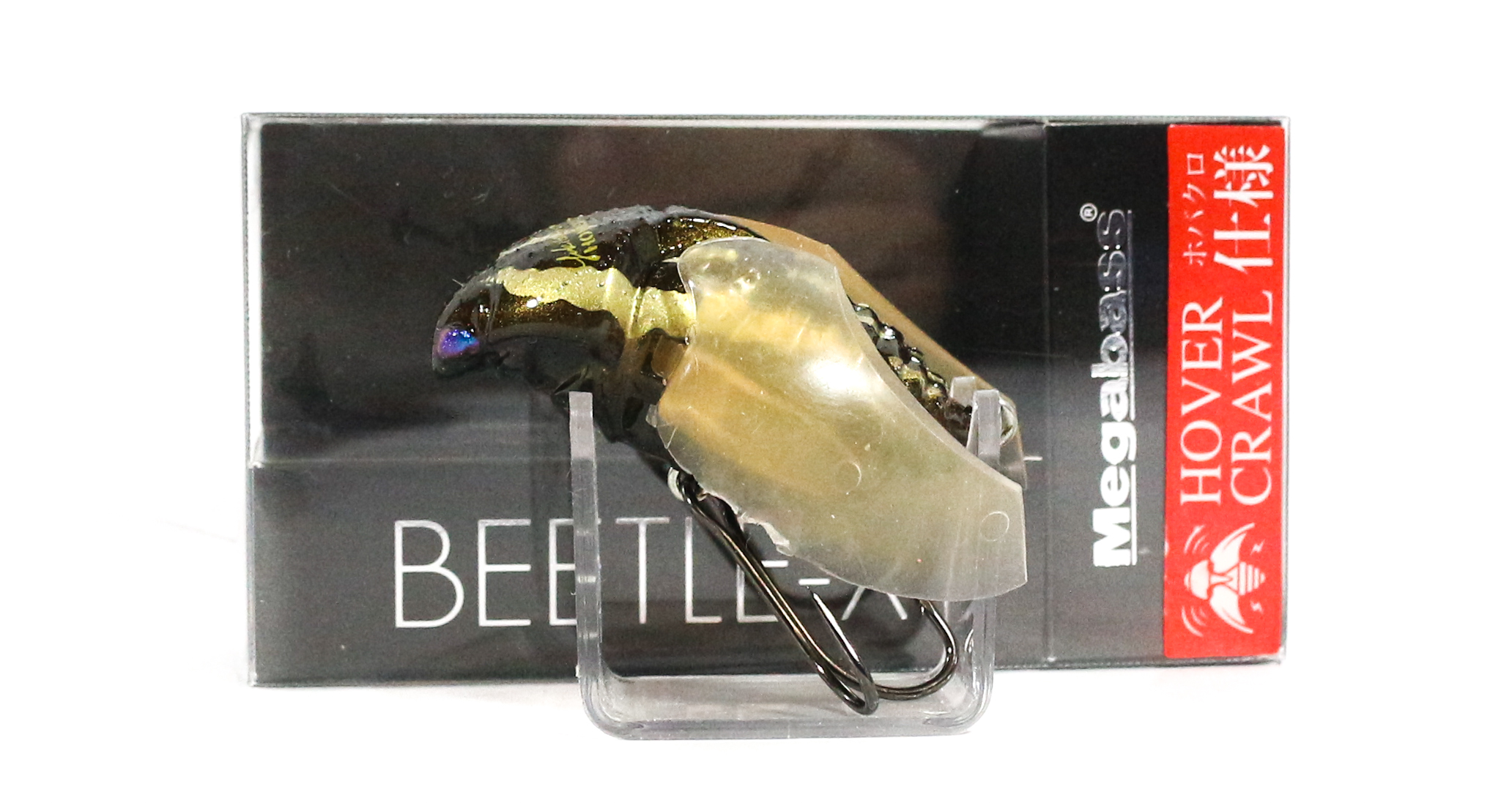 Megabass Beetle X Hover Crawl Floating Lure Kamikiri 2 (7367)