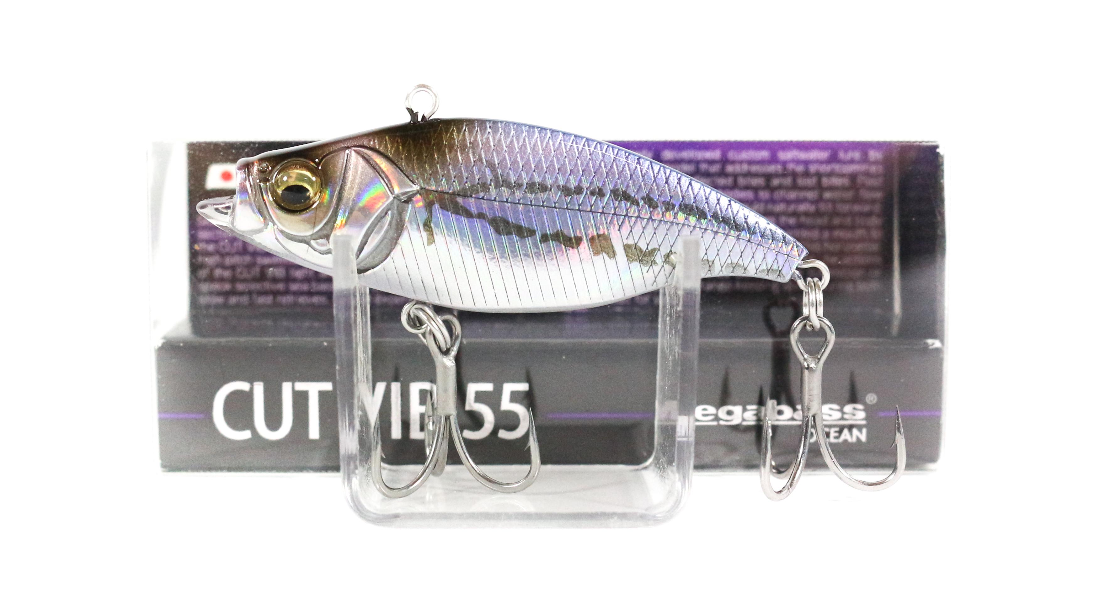 Megabass Cut Vib 55 Vibration Lure LZ Hiiragi (7327)