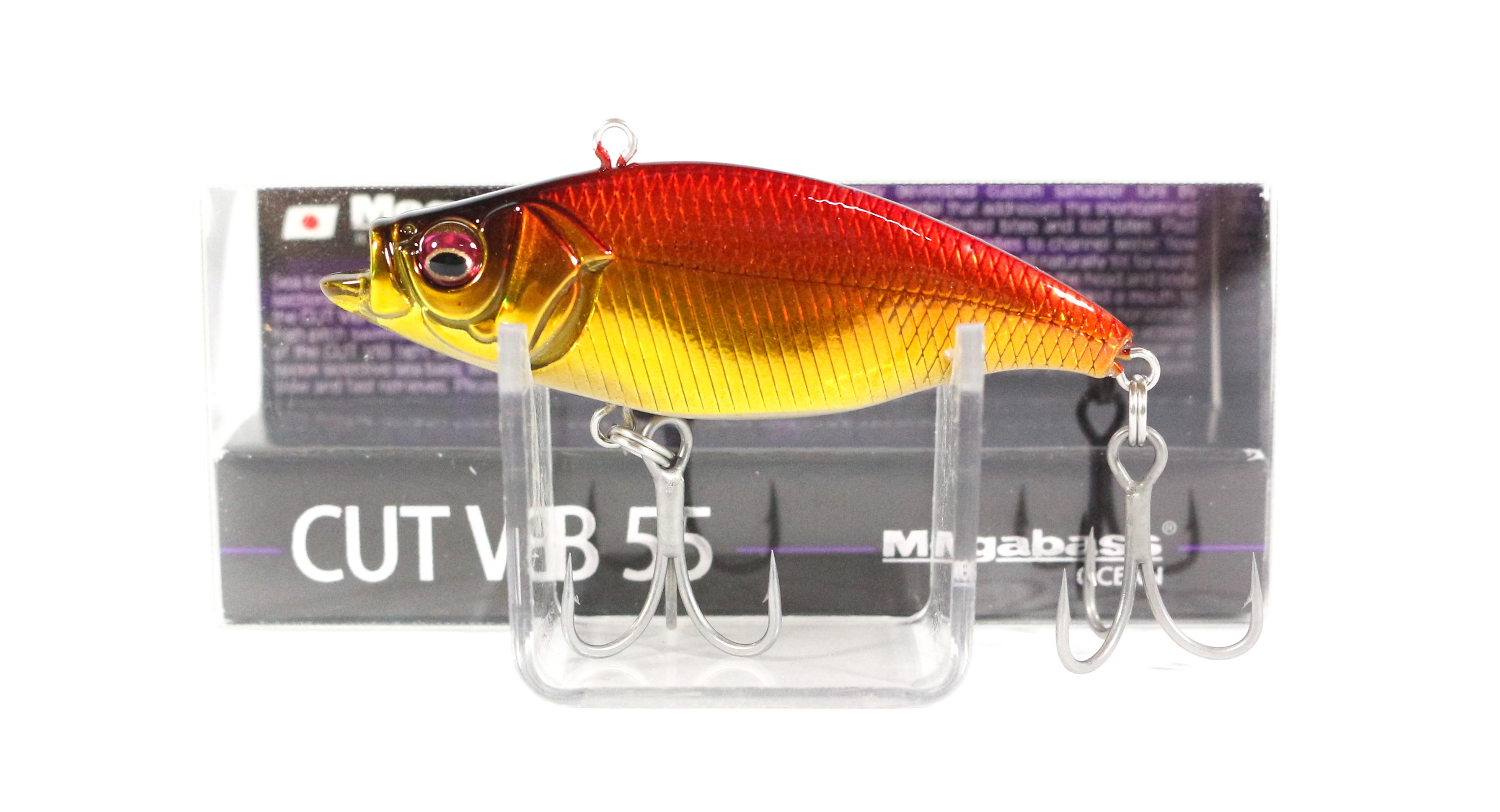 Megabass Cut Vib 55 Vibration Lure GG Kinaka (7334)