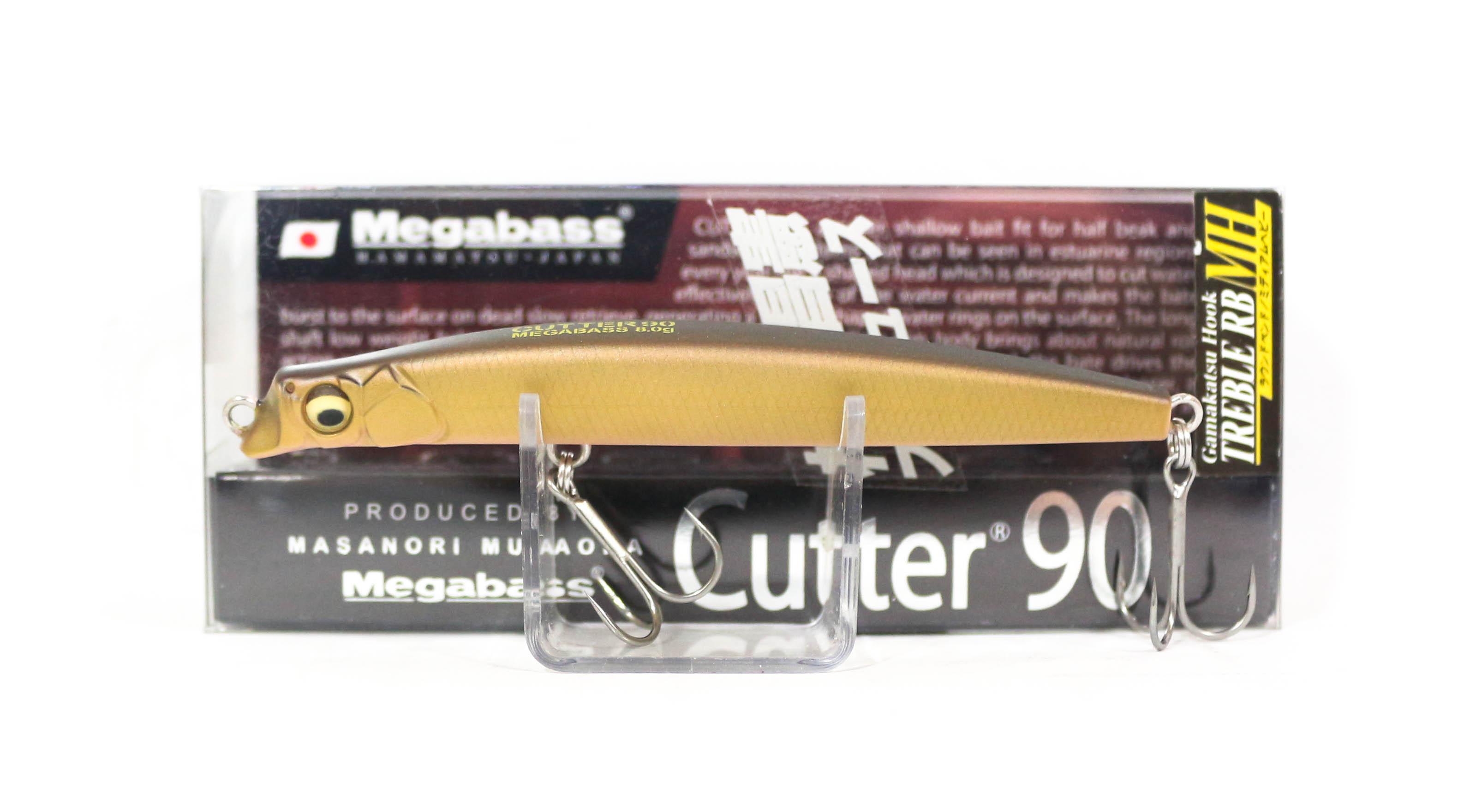 Megabass Cutter 90 SW Sinking Lure Wangan Pearl (6005)