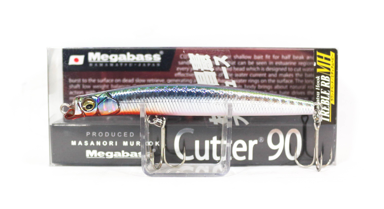 Megabass Cutter 90 SW Sinking Lure GG Benten Sayori (6043)