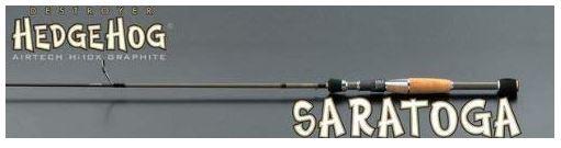 Sale Megabass Rod Spinning F1ST-66 RS Saratoga Hedgehog (6101)