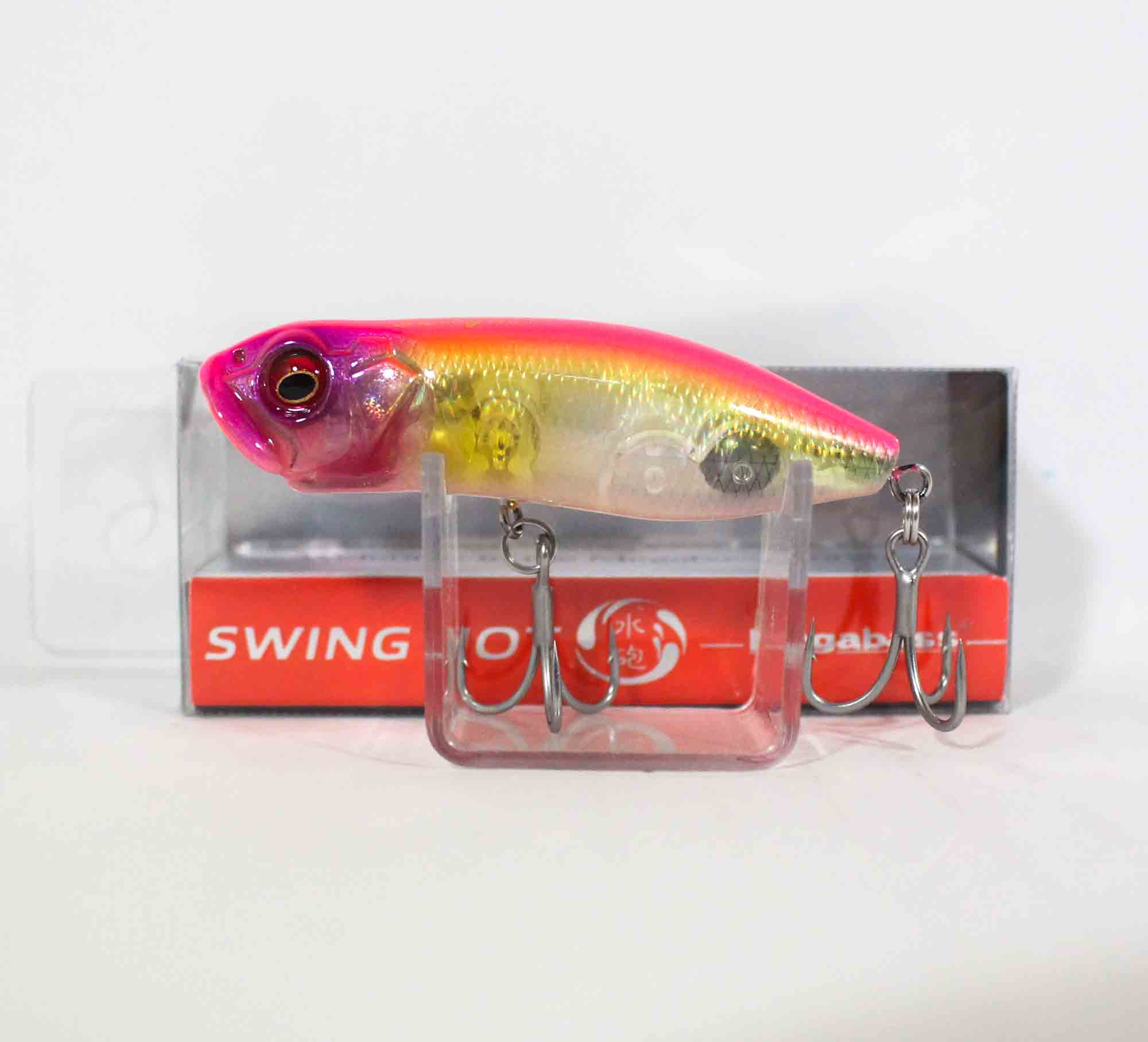 Megabass Swing Hot Floating Lure GP Coral Pink Back (4088)