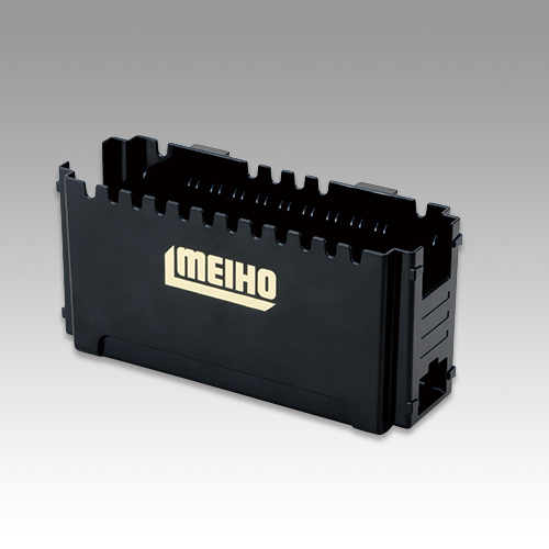Meiho BM-120 Side Pocket ( 261 x 125 x 97 mm ) Black (2743)