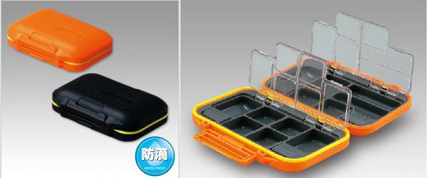 Meiho CB-440 Akiokun Pro Spring Case ( 115 x 78 x 35 mm ) Bl (5876)