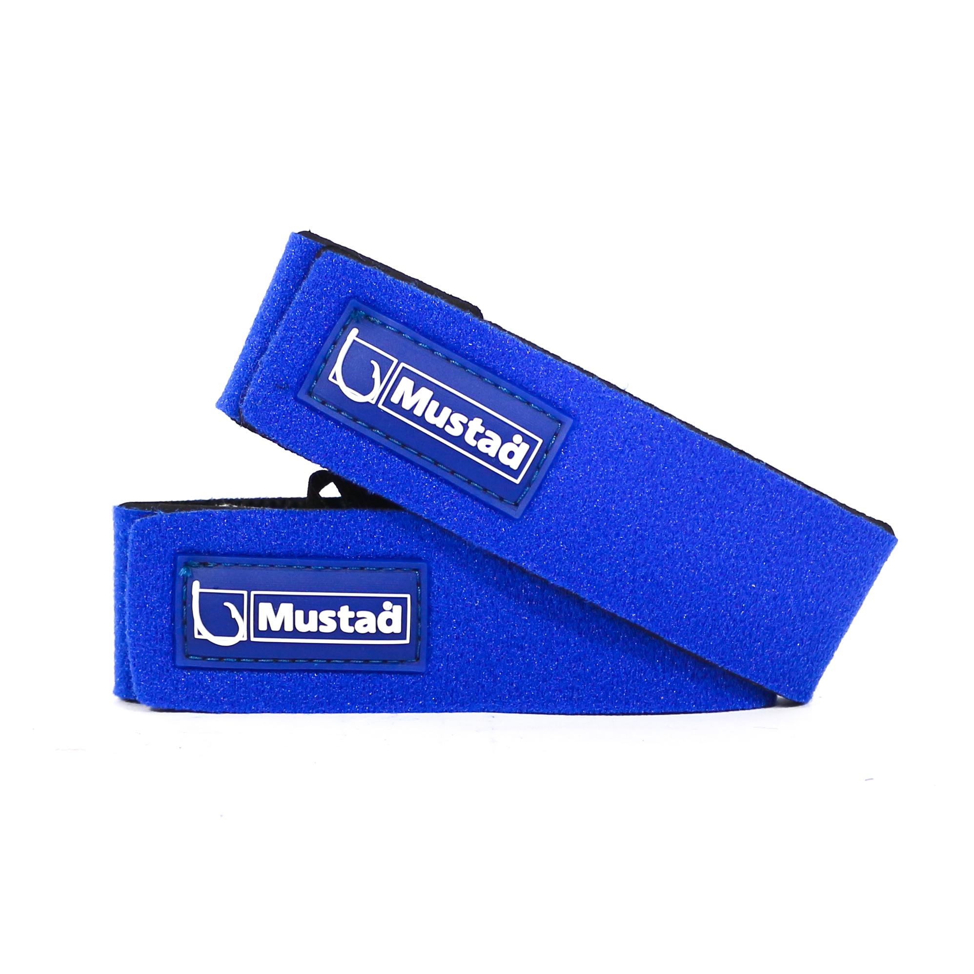 Mustad Rod Band Neoprene Blue Size M (5452)