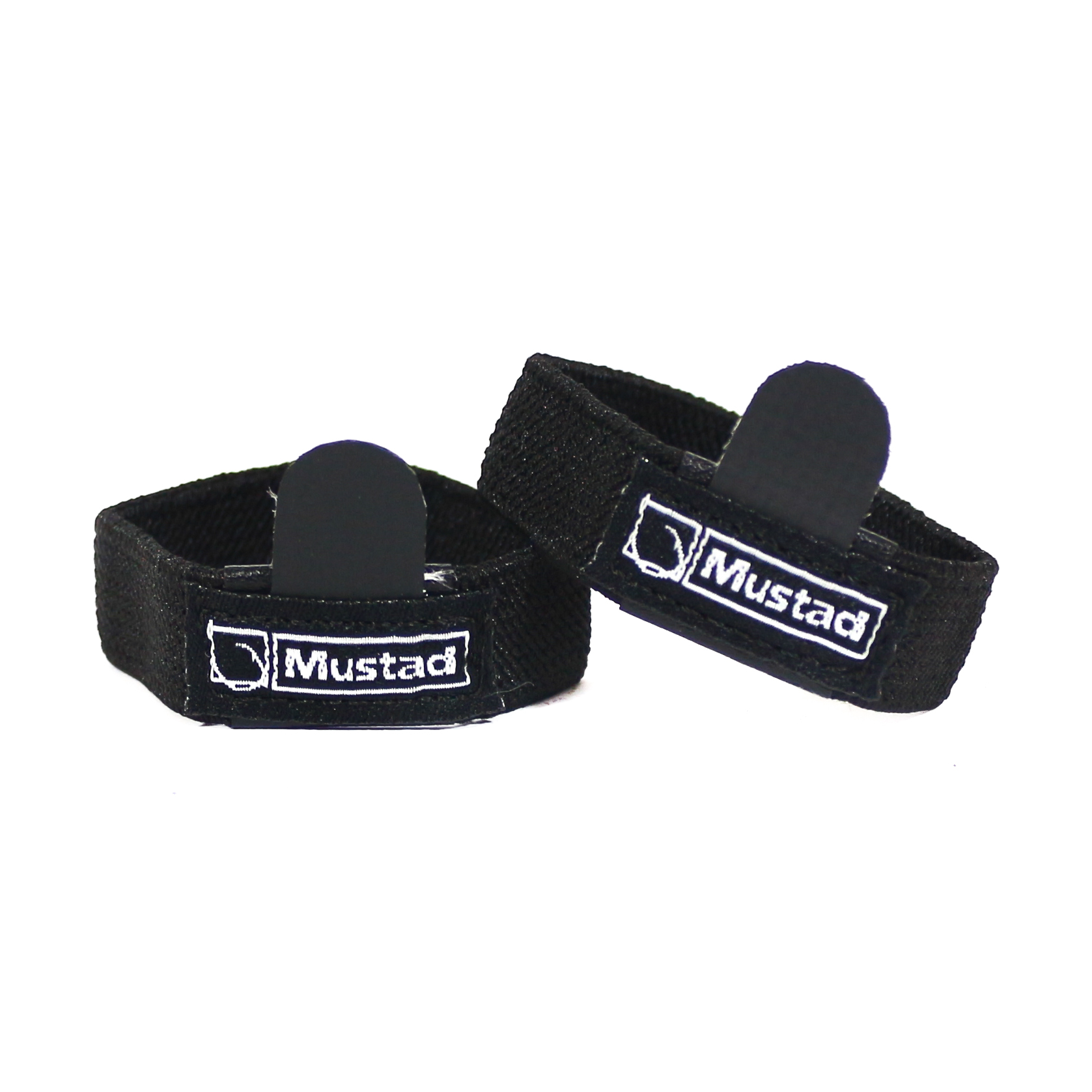 Mustad Spool Band Neoprene Size M Black (5490)