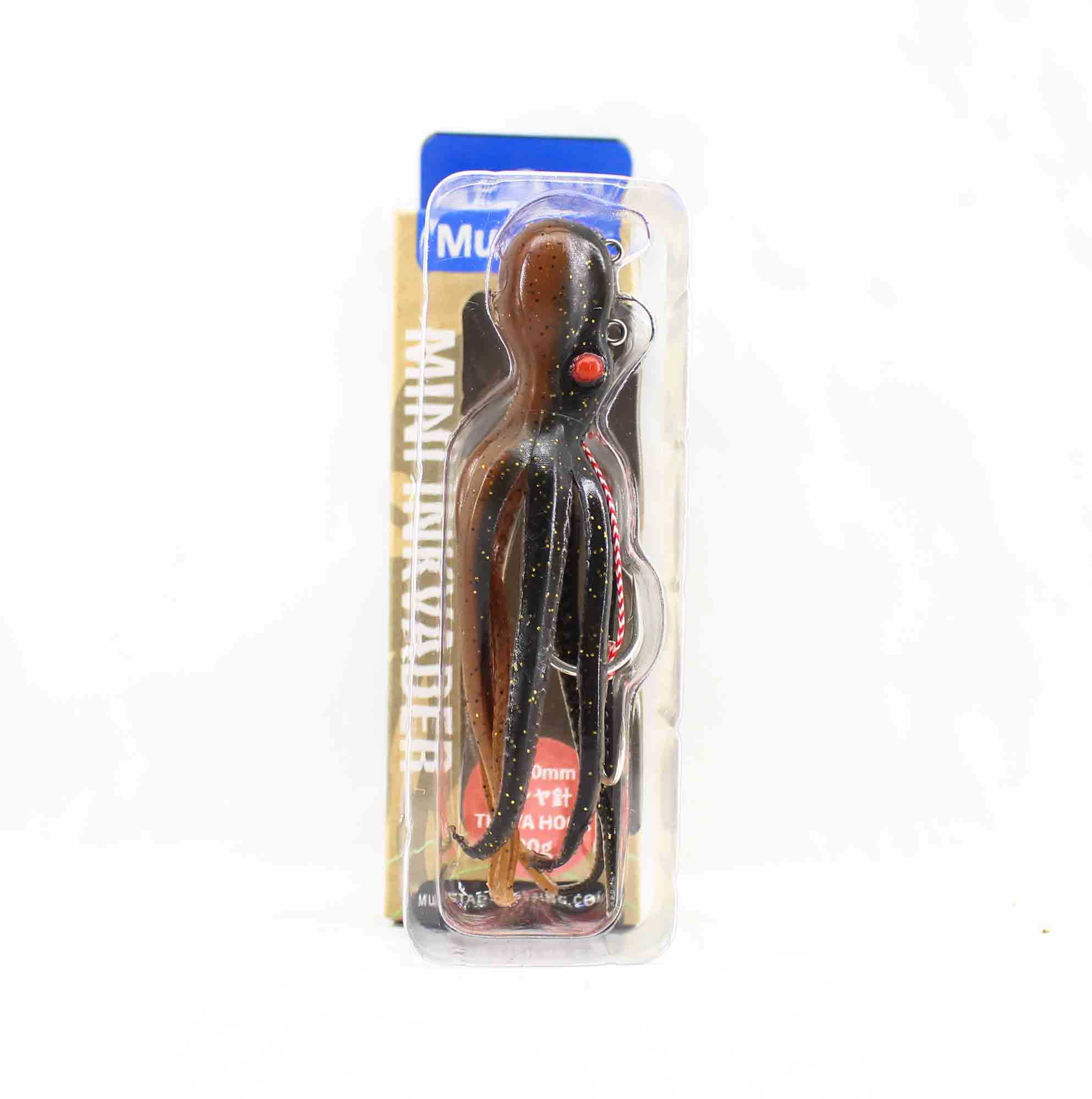 Mustad MIKVT-MINI-DBD-20-1 Ink Vader Mini Tenya 20 grams (8528)