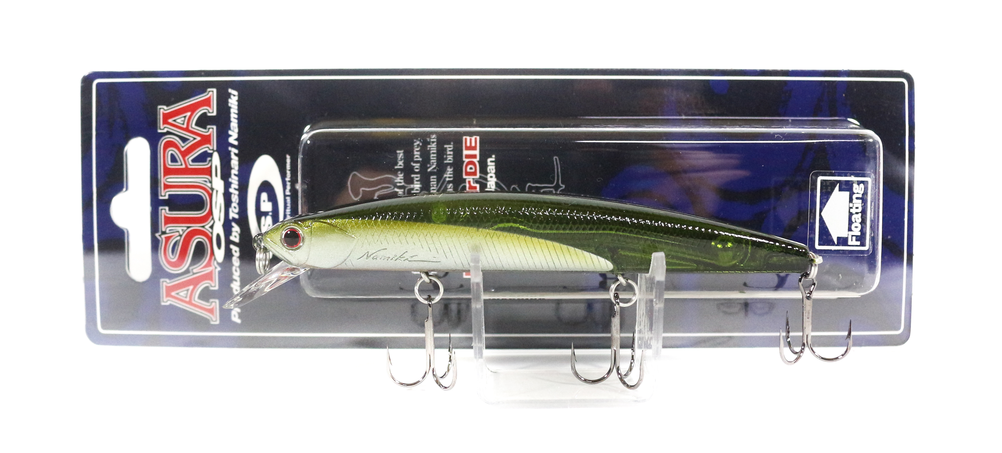 OSP Asura Floating Minnow Lure C-24 (5526)