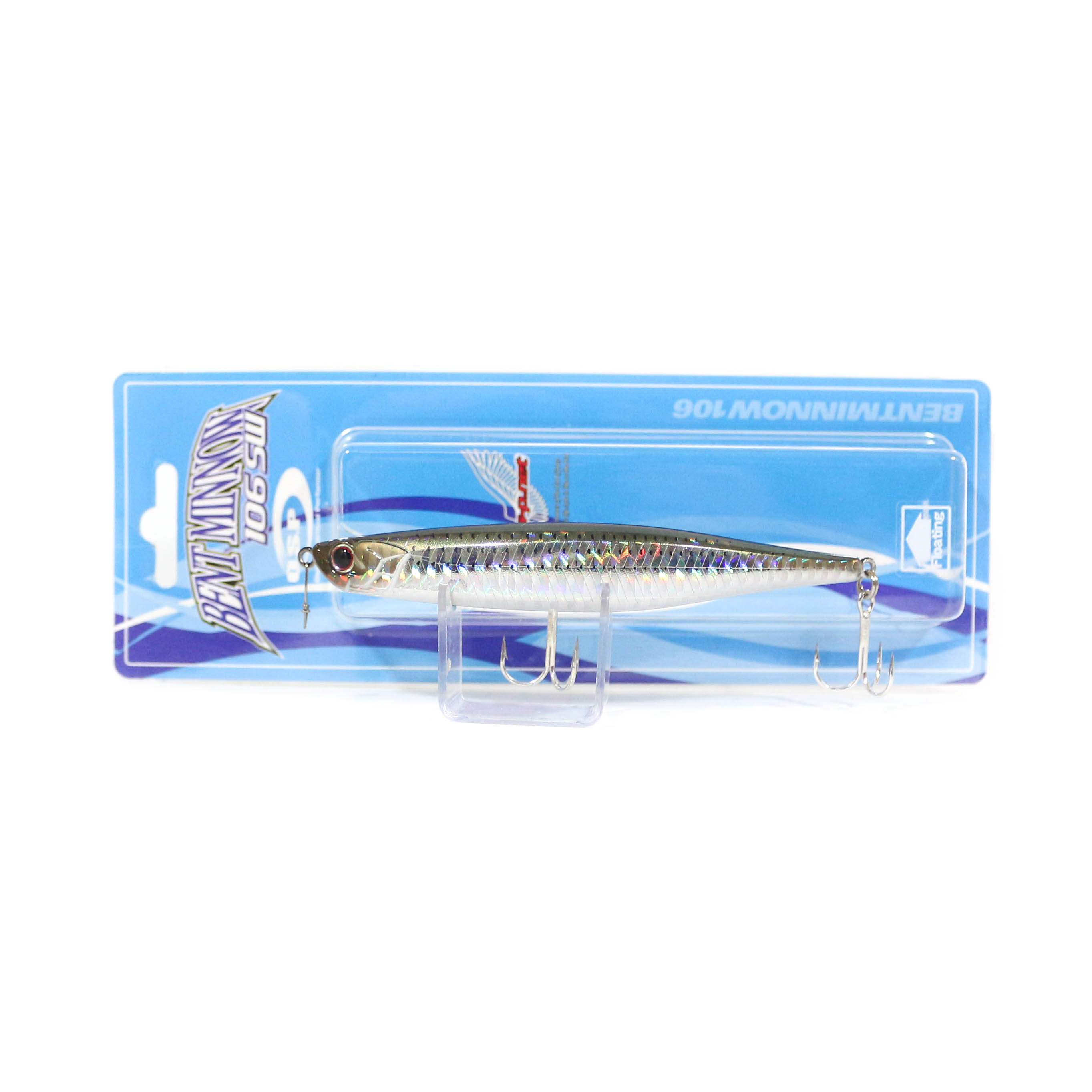 OSP Bent Minnow 106F SW Floating Minnow Lure HS-86 (1368)