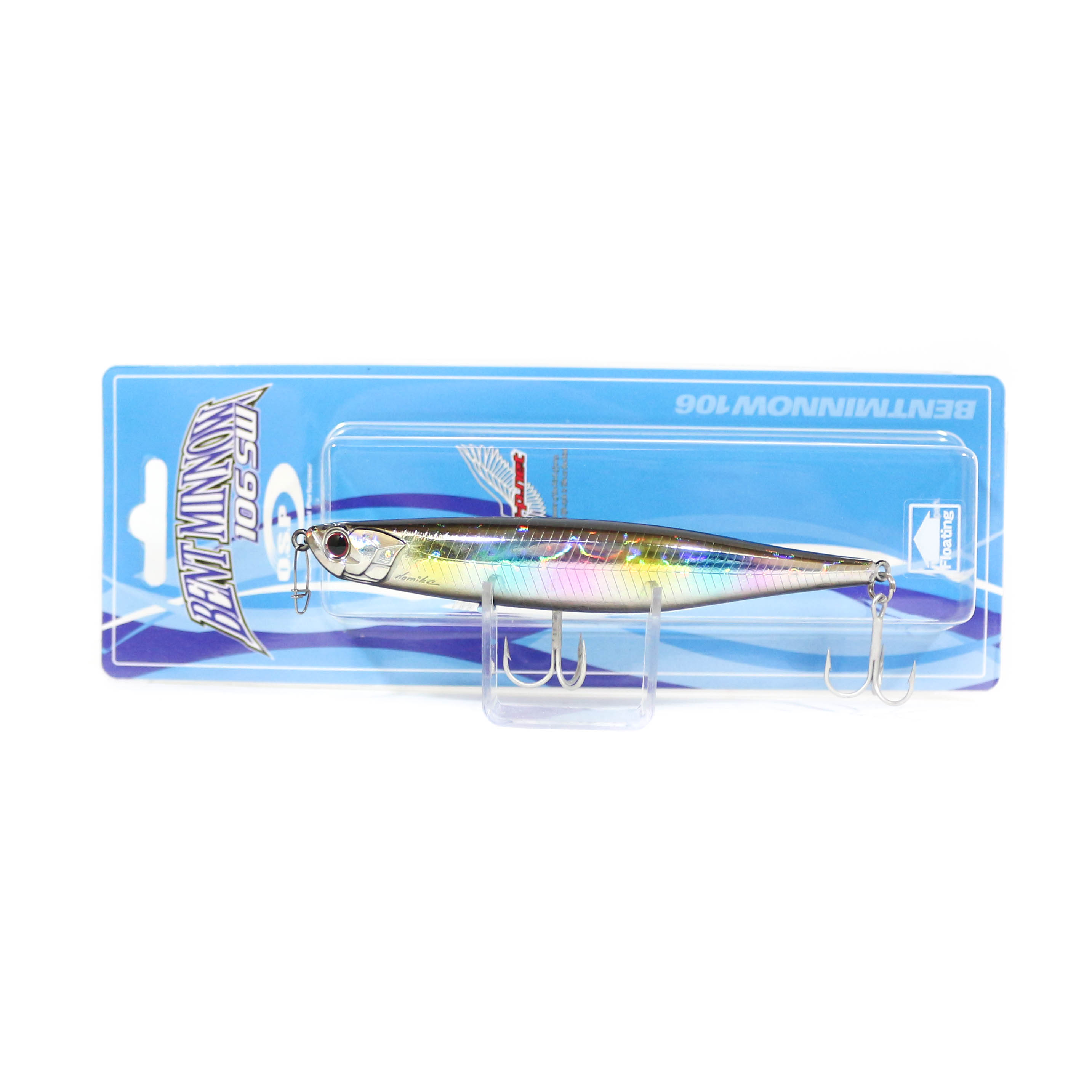 OSP Bent Minnow 106F SW Floating Minnow Lure HS-85 (1333)