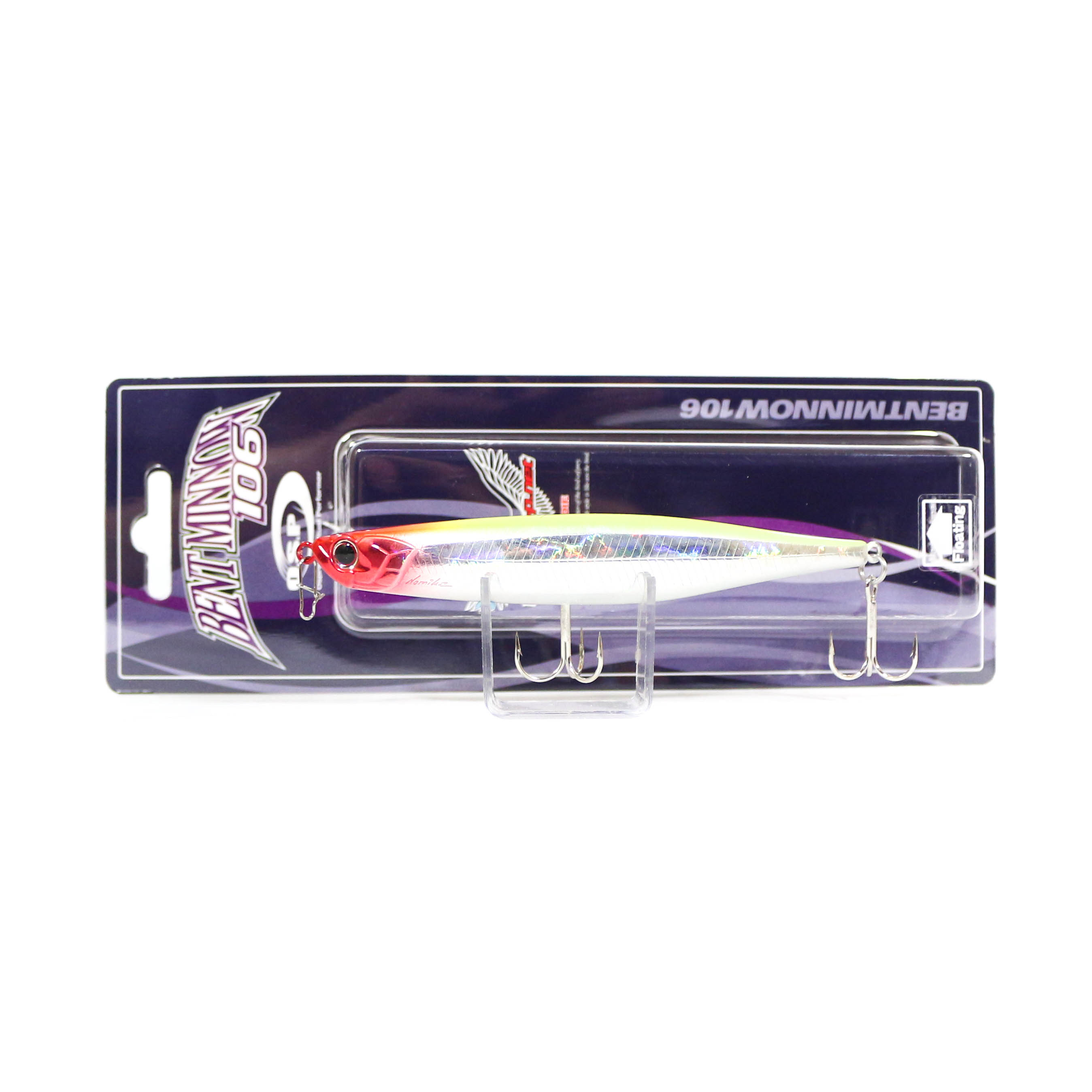 OSP Bent Minnow 106F Floating Minnow Lure H-59 (7416)