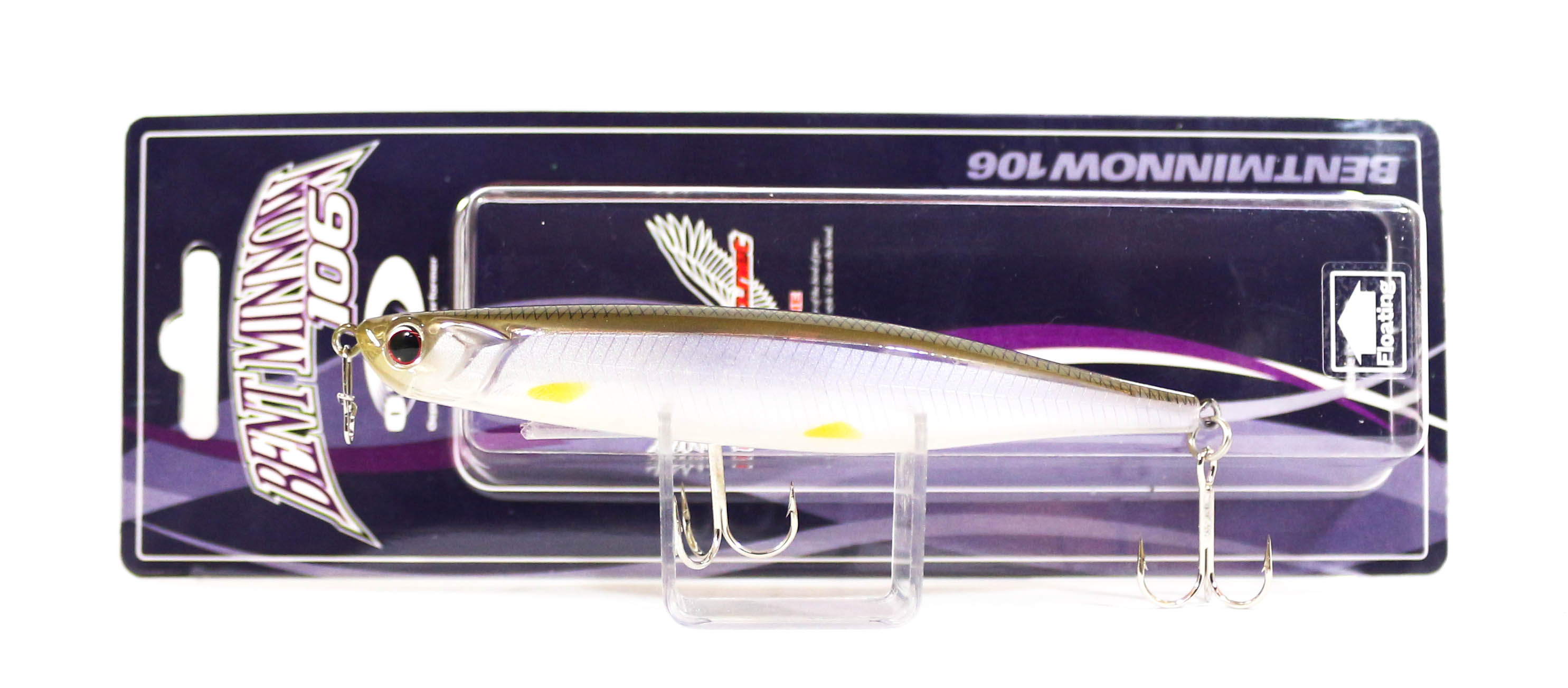 OSP Bent Minnow 106F Floating Minnow Lure GHF-92 (4928)