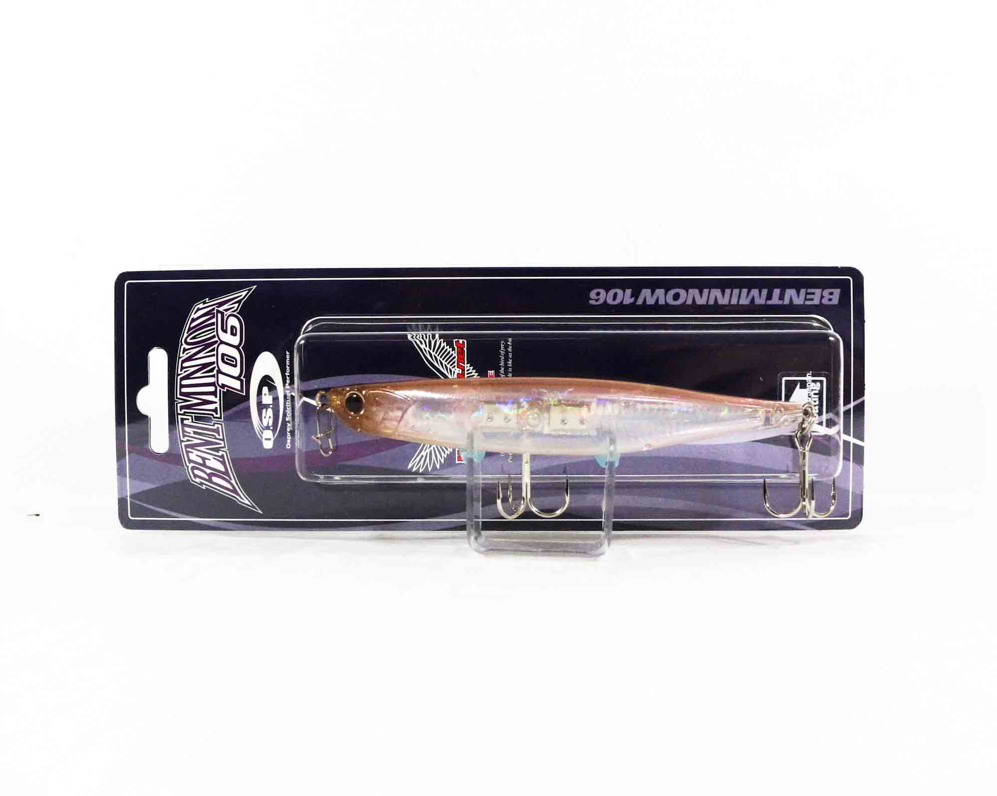 OSP Bent Minnow 106F Floating Minnow Lure H-43 (1269)