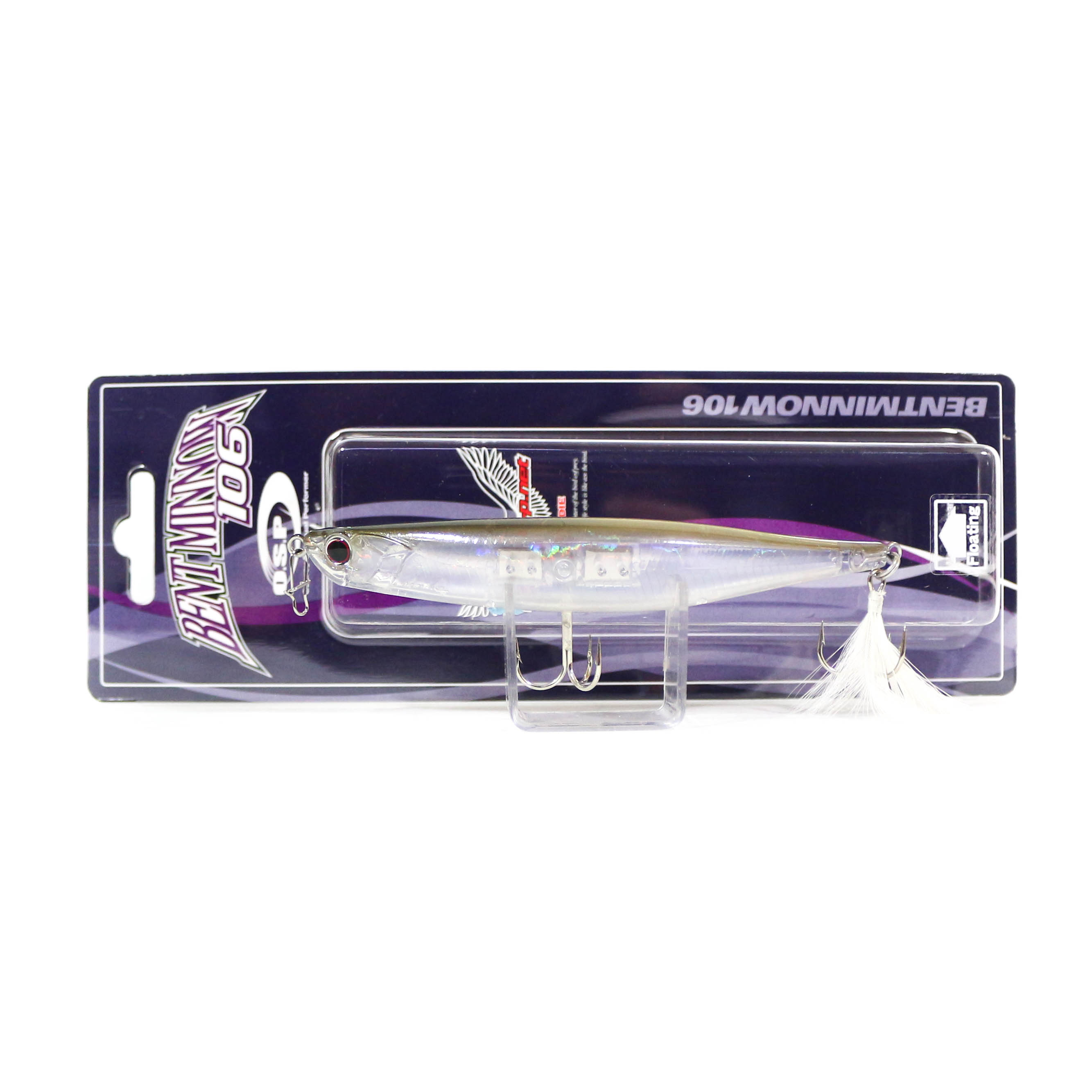 OSP Bent Minnow 106F Floating Minnow Lure CF-26 (3580)