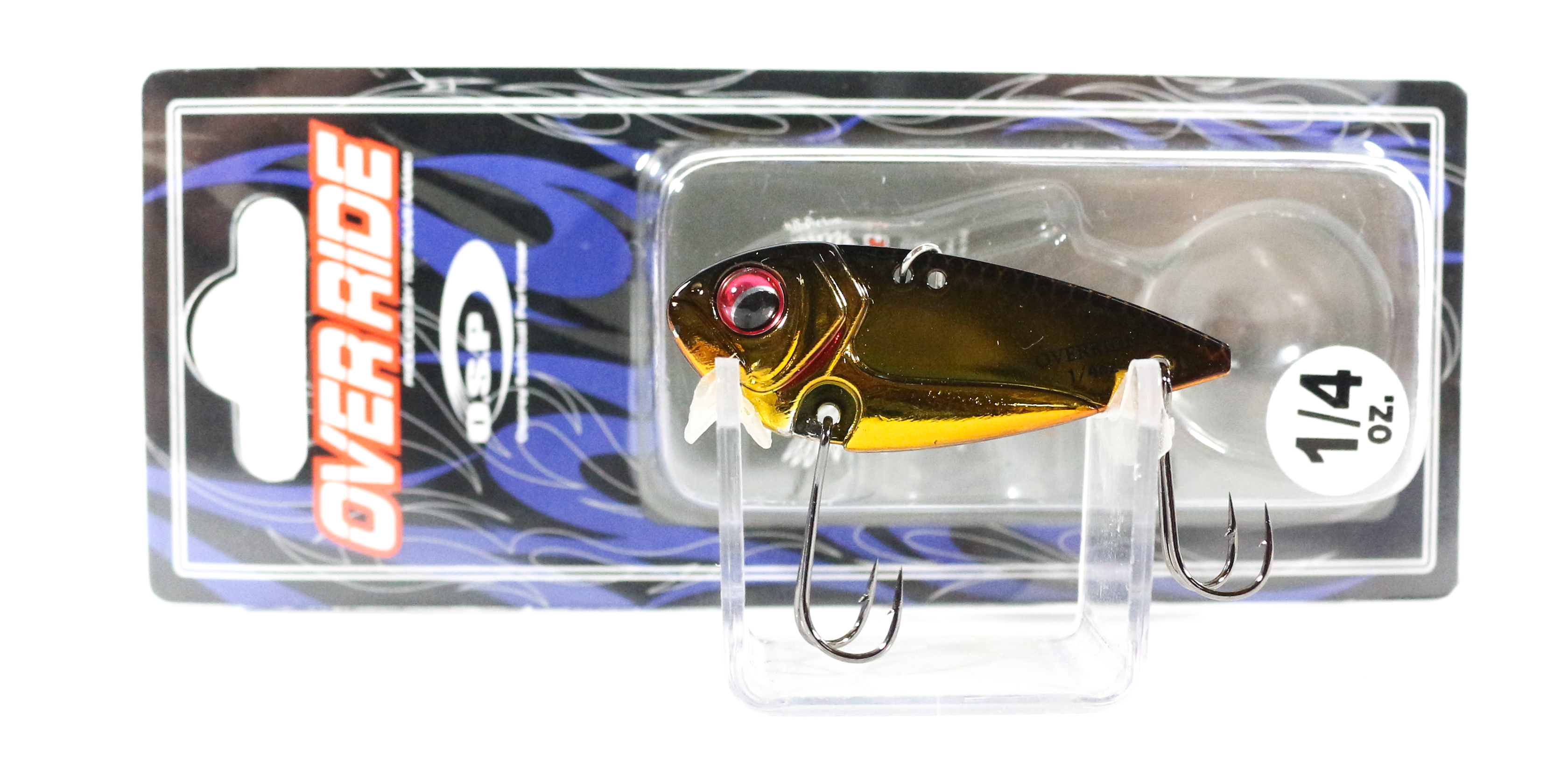 OSP Soft Lure Dolive Curly 4.5 Inches W-015 7606