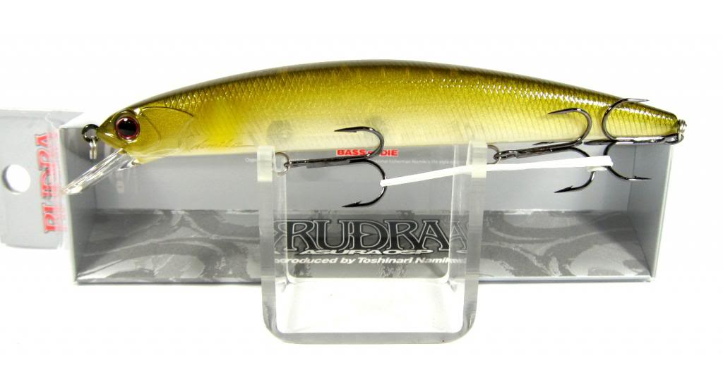 9532 OSP Rudra 130 S Sinking Lure HS-09