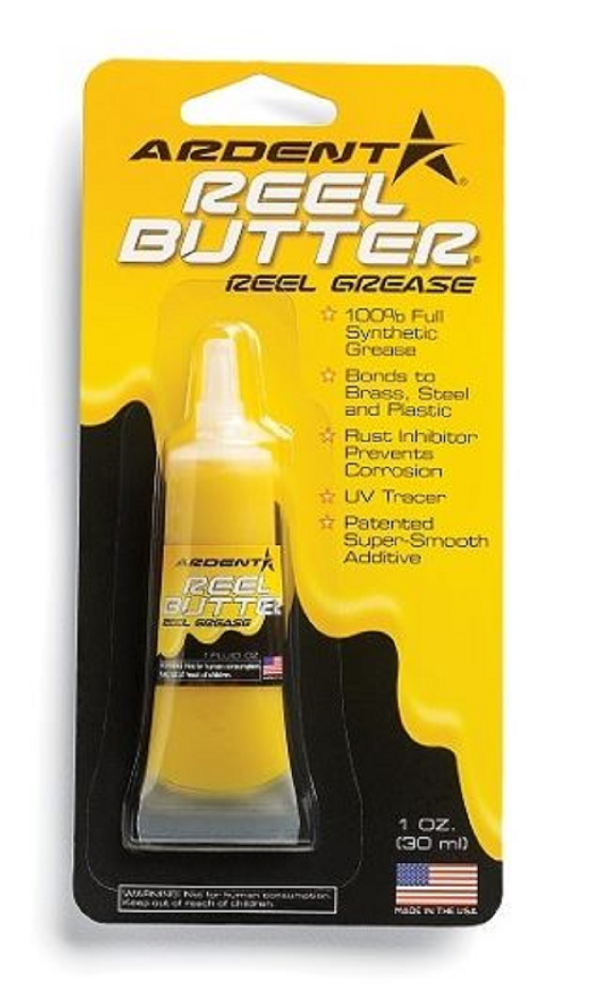 Ardent 0201-A Reel Butter Grease 30 ml (0065)