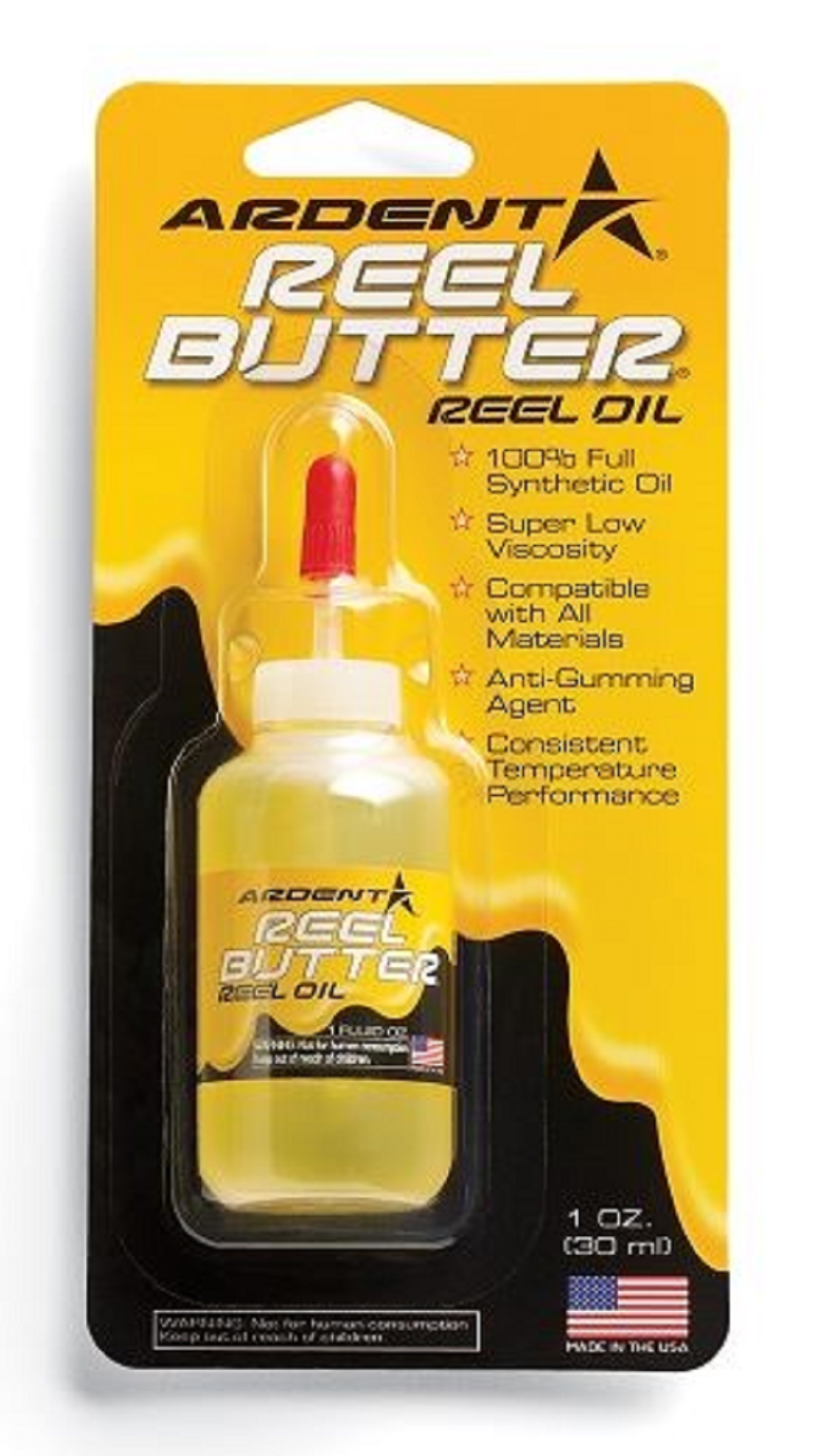 Ardent 0220-A Reel Butter Oil 30 ml (0072)