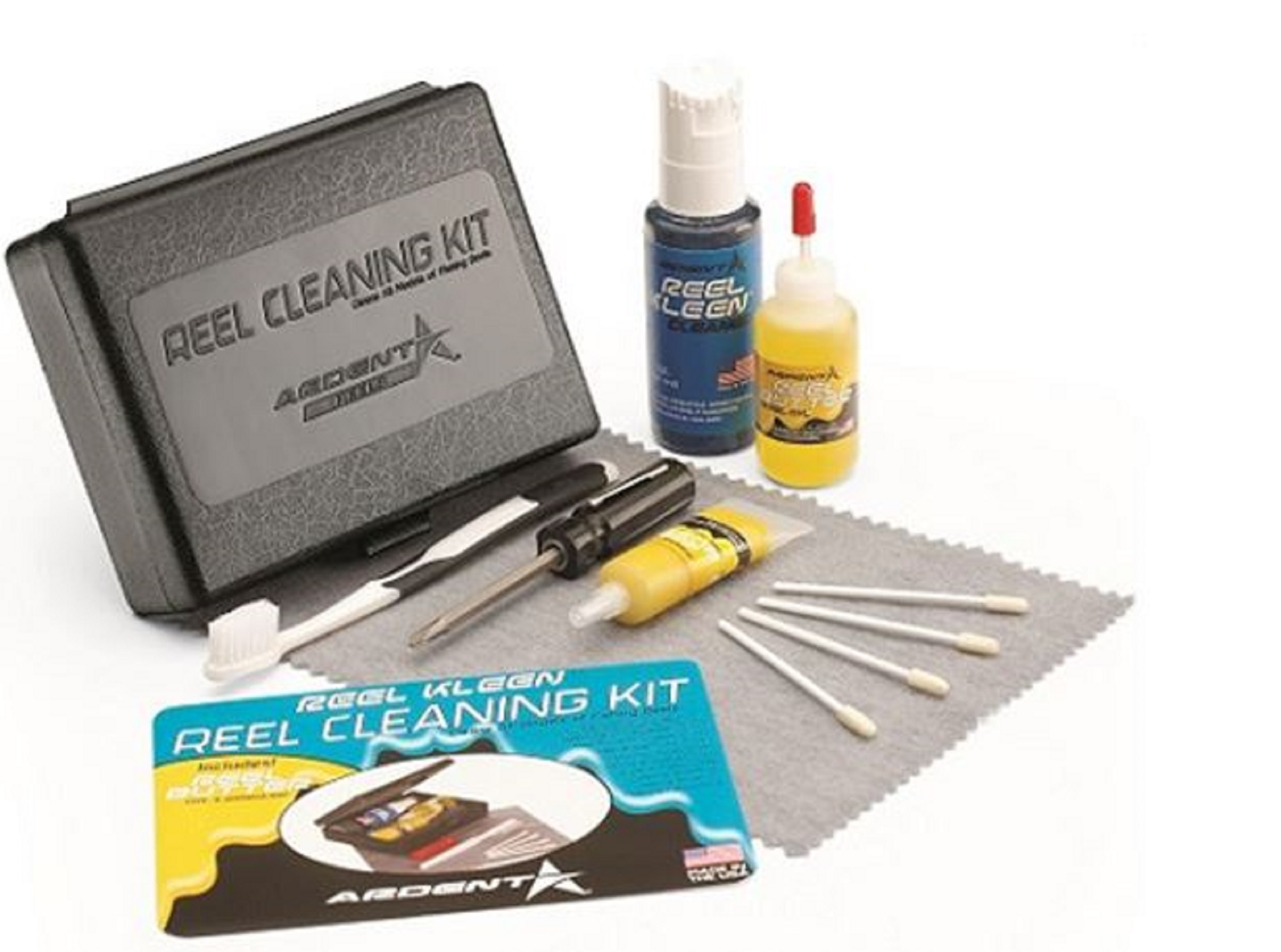 Ardent 4000-A Reel Kleen Cleaning Kit For Freshwater (0188)