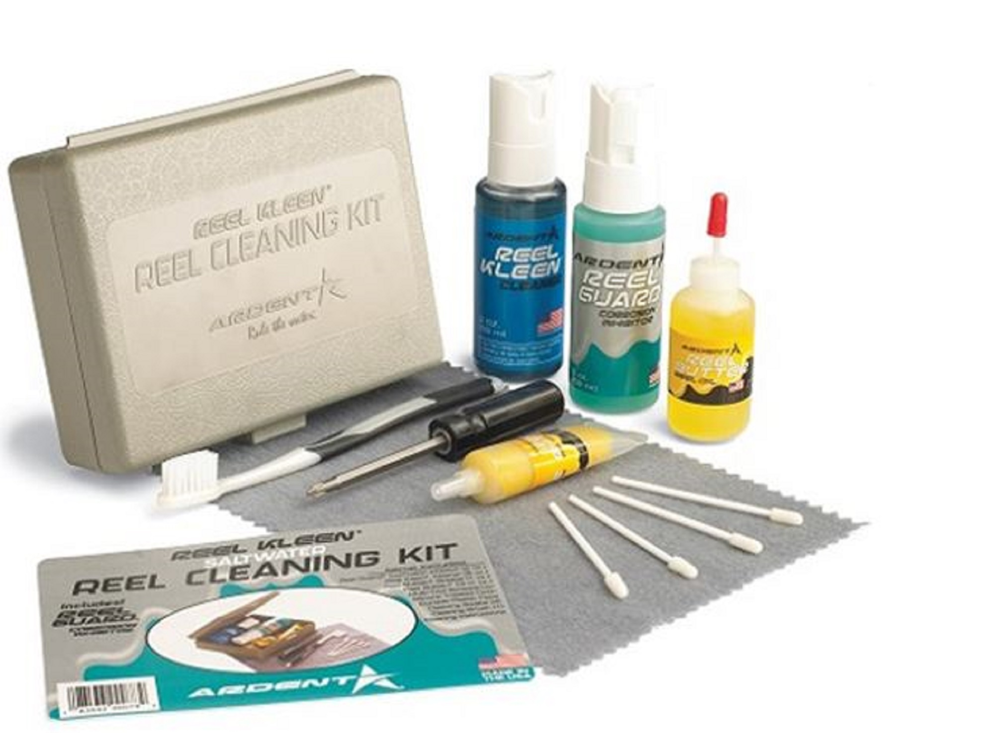 Ardent 4170-A Reel Kleen Cleaning Kit For Saltwater (0782)