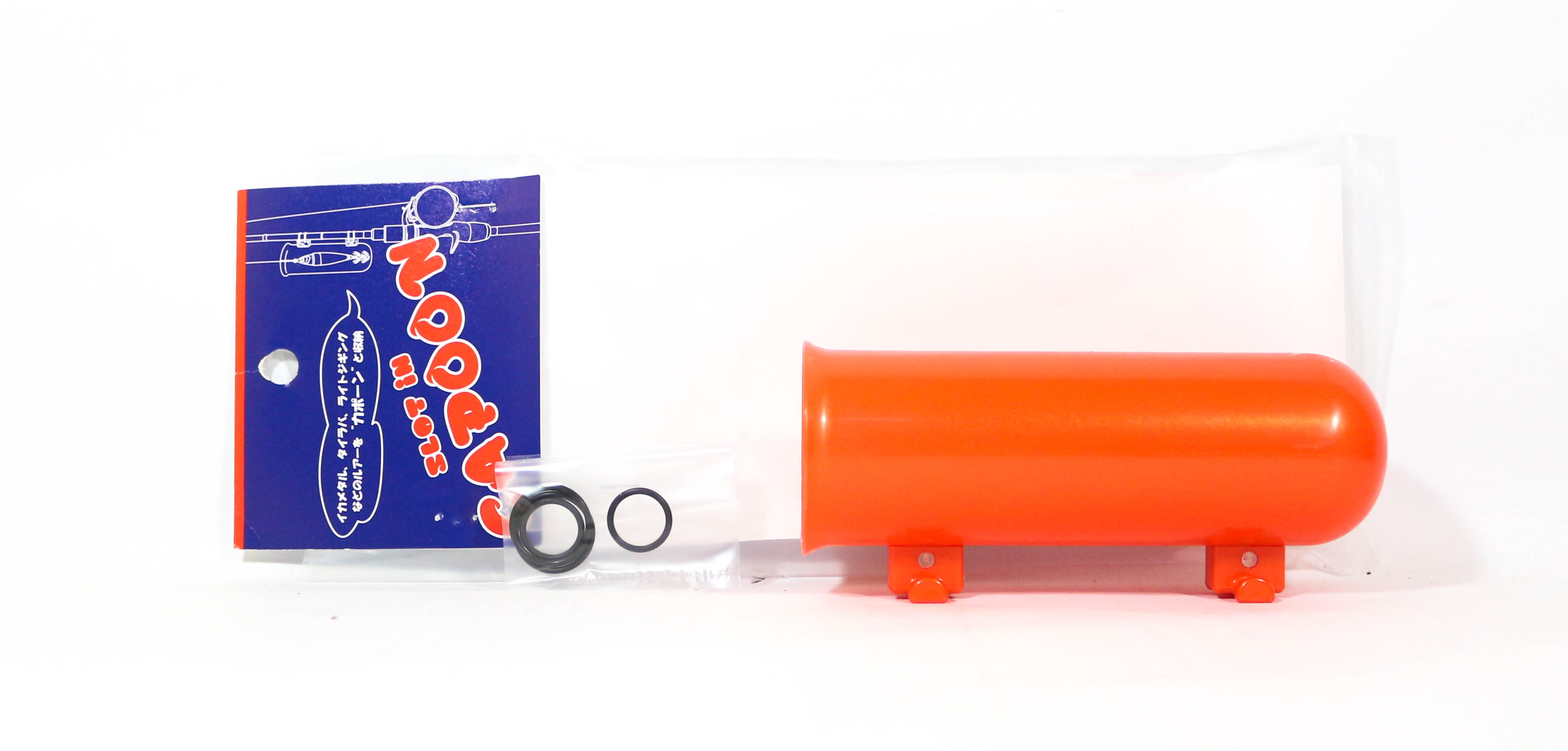 Capoon Lure Holder Fits on Rod Orange (1117)