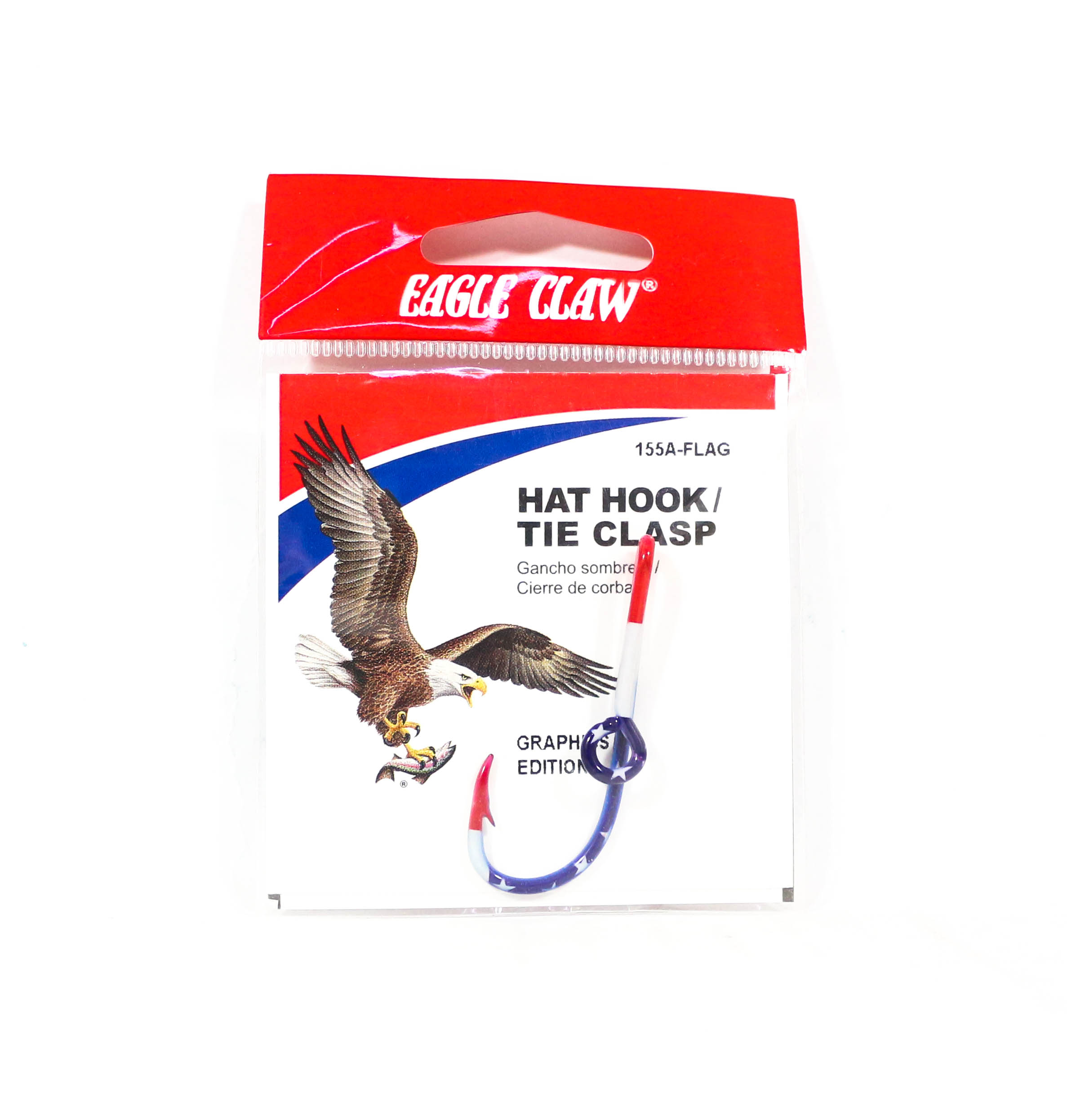 Eagle Claw Hat Pin Flag (8000)