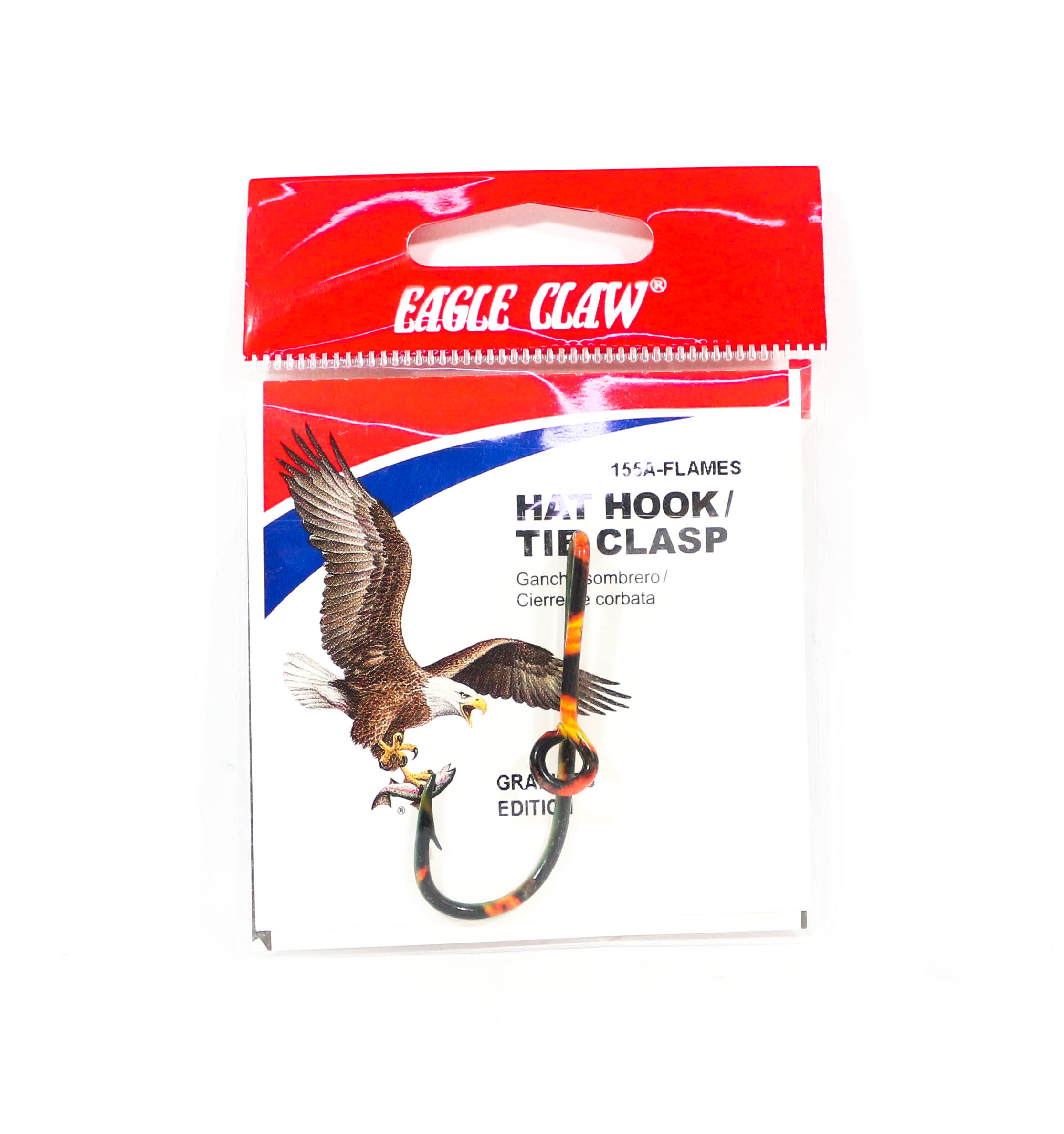 Eagle Claw Hat Pin Flame (8017)