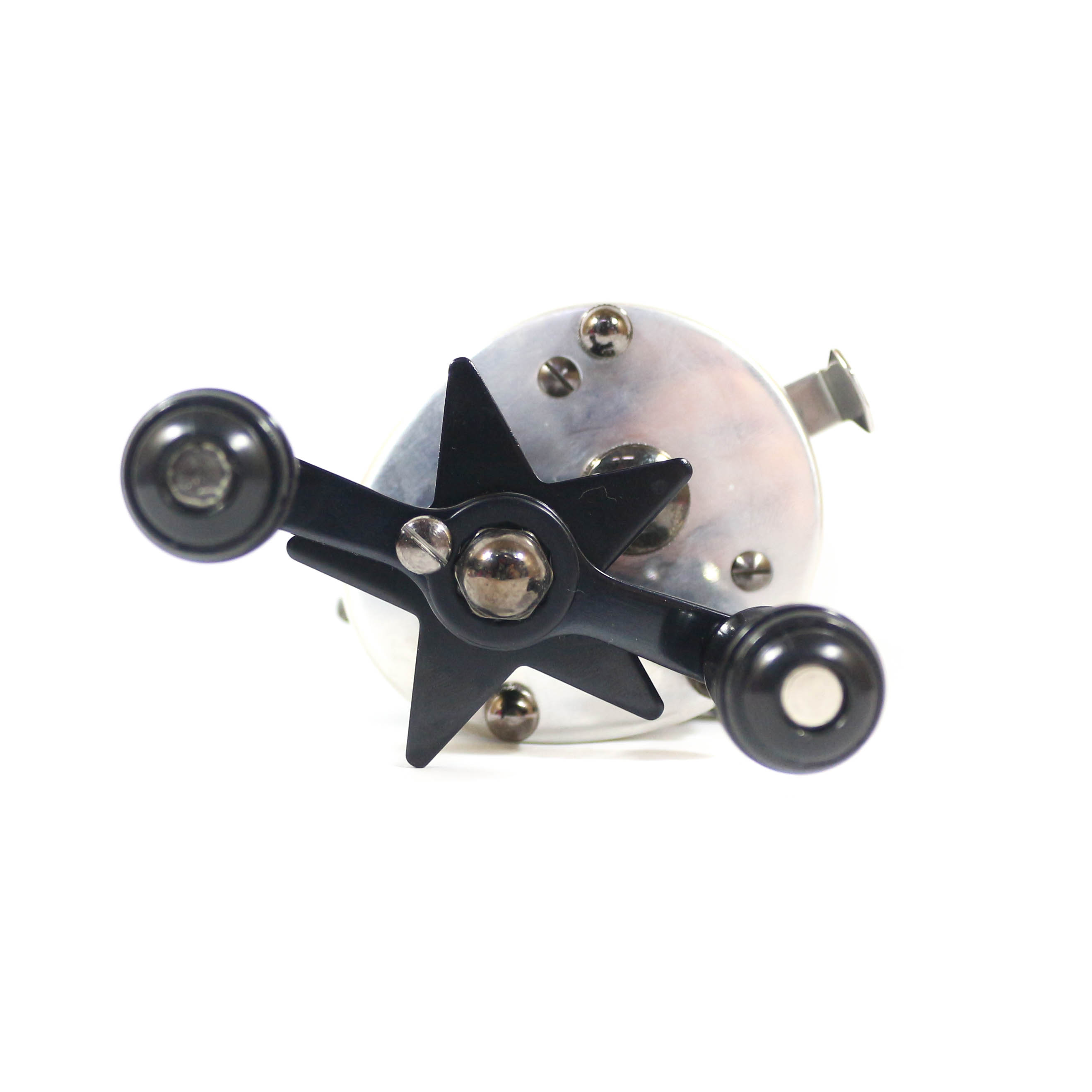 Frog Baitcast Reel Toy Machine Silver (2010)