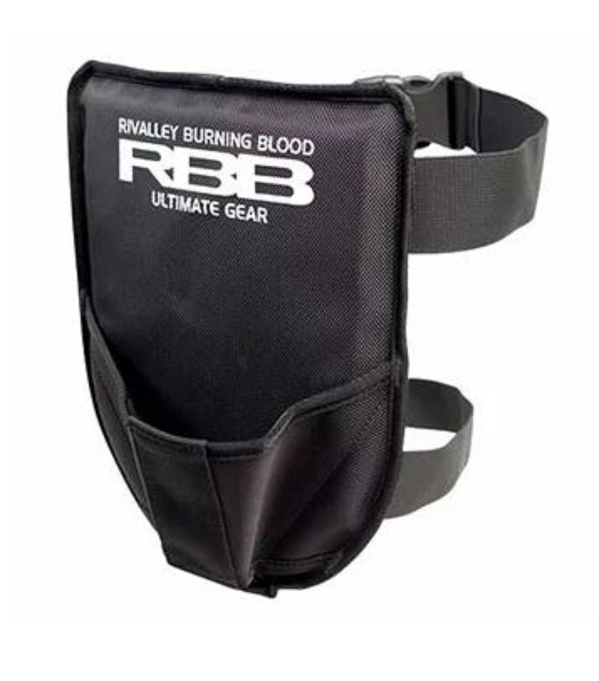 RBB Ultimate Gear Fighting Pad 220 x 300 mm Black (0303)