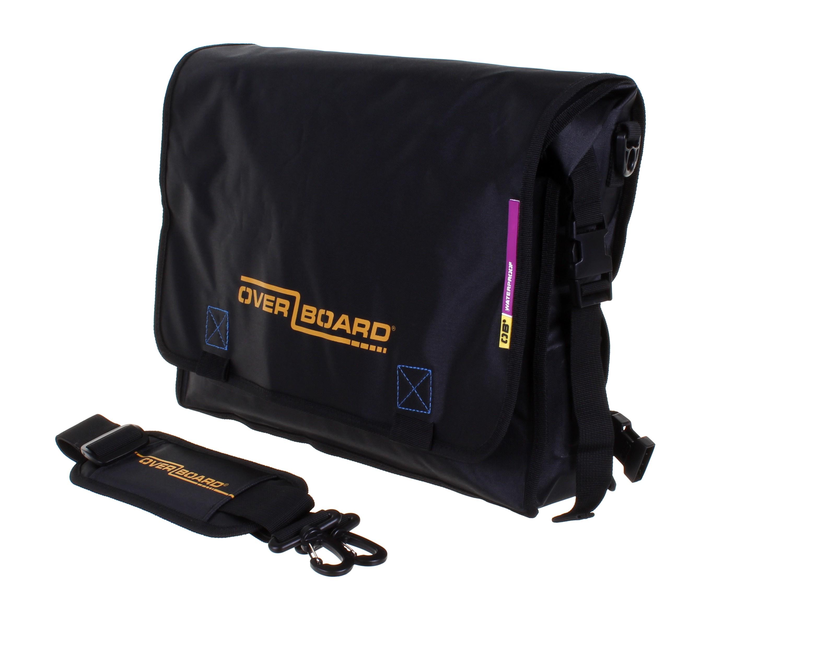 Overboard Pro light Messenger Bag 33 x 40.5 x 9 cm , 0.6 kg Black (2671)