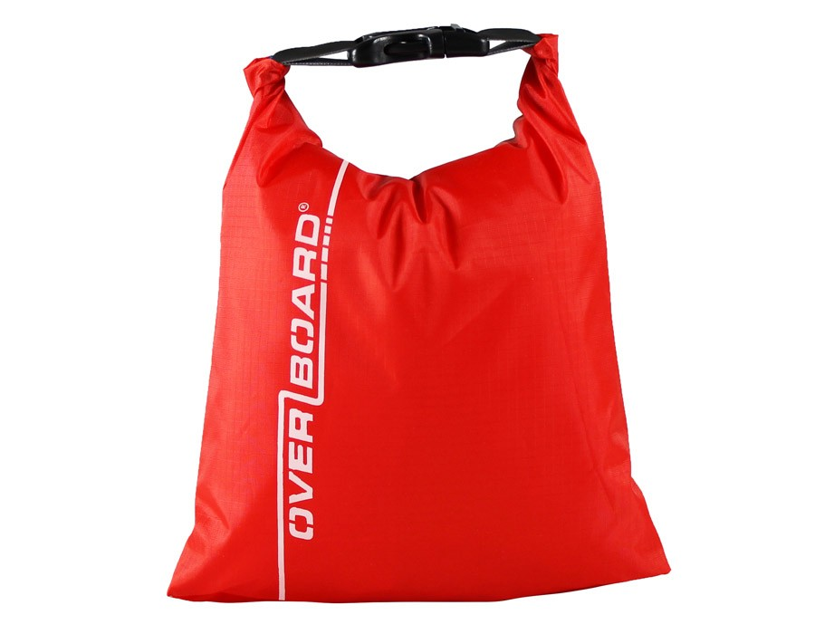 Overboard Dry Pouch 11 x 15 cm , 60 grams Red (3074)