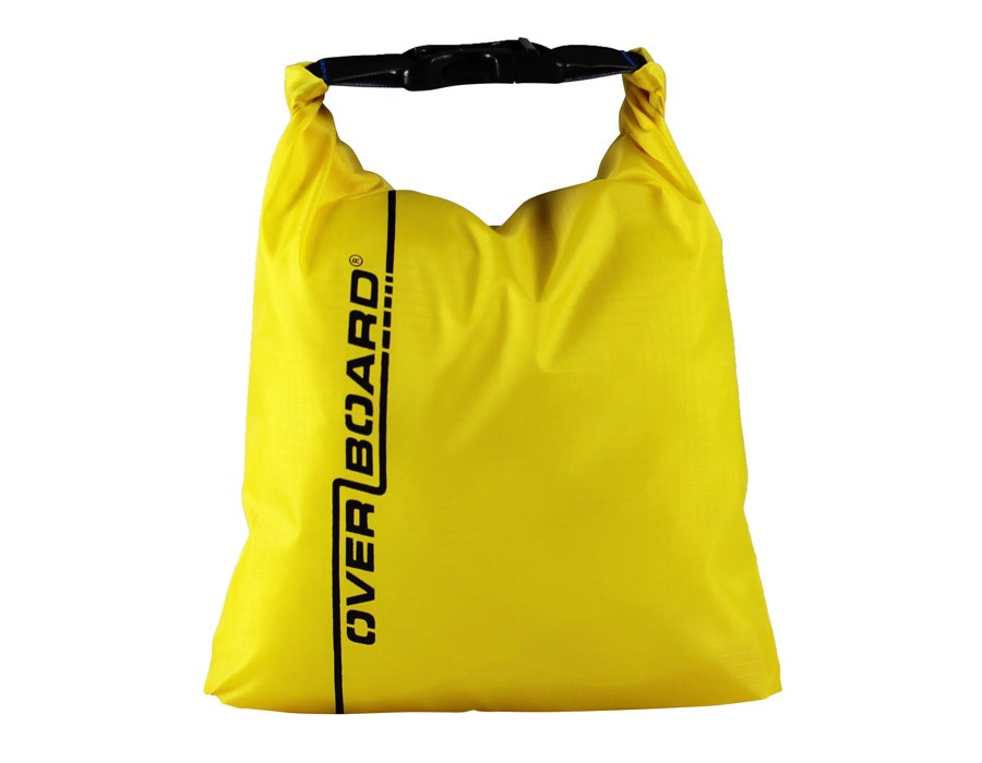Overboard Dry Pouch 11 x 15 cm , 60 grams Yellow (3104)