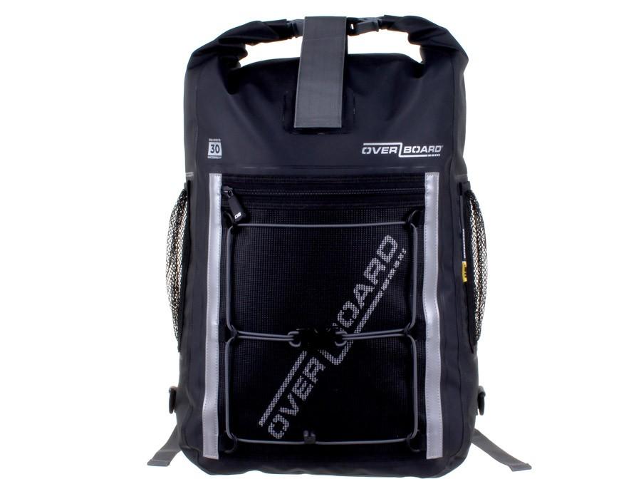 Overboard 30L Prosports Backpack Bag 49x34x18cm , 1.32 kg Blk (3739)
