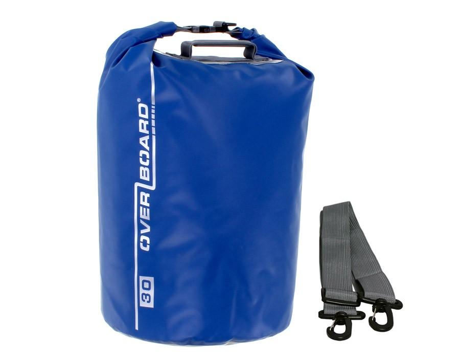 Overboard 30L Dry Tube Waterproof Bag 44 x 29 cm , 0.6 kg Blue (3869)