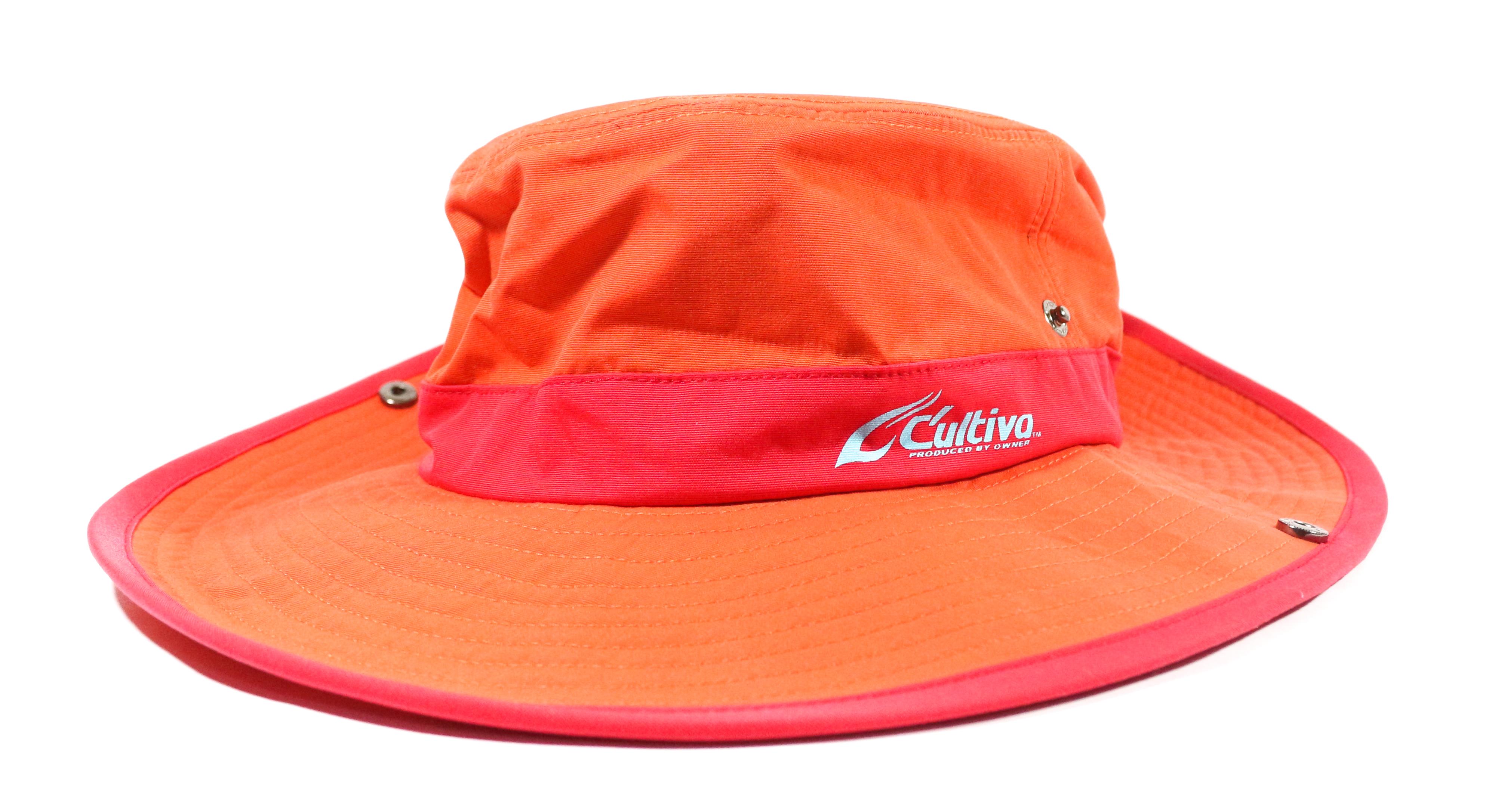 Owner Hat Water Resistant Orange (2308)