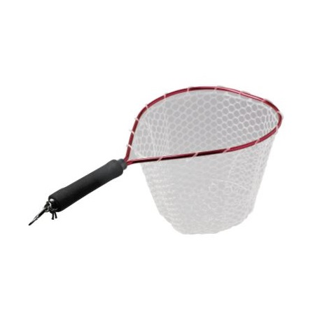 Prox PX 70412CR Rubber Landing Net 56cm Red (8074)