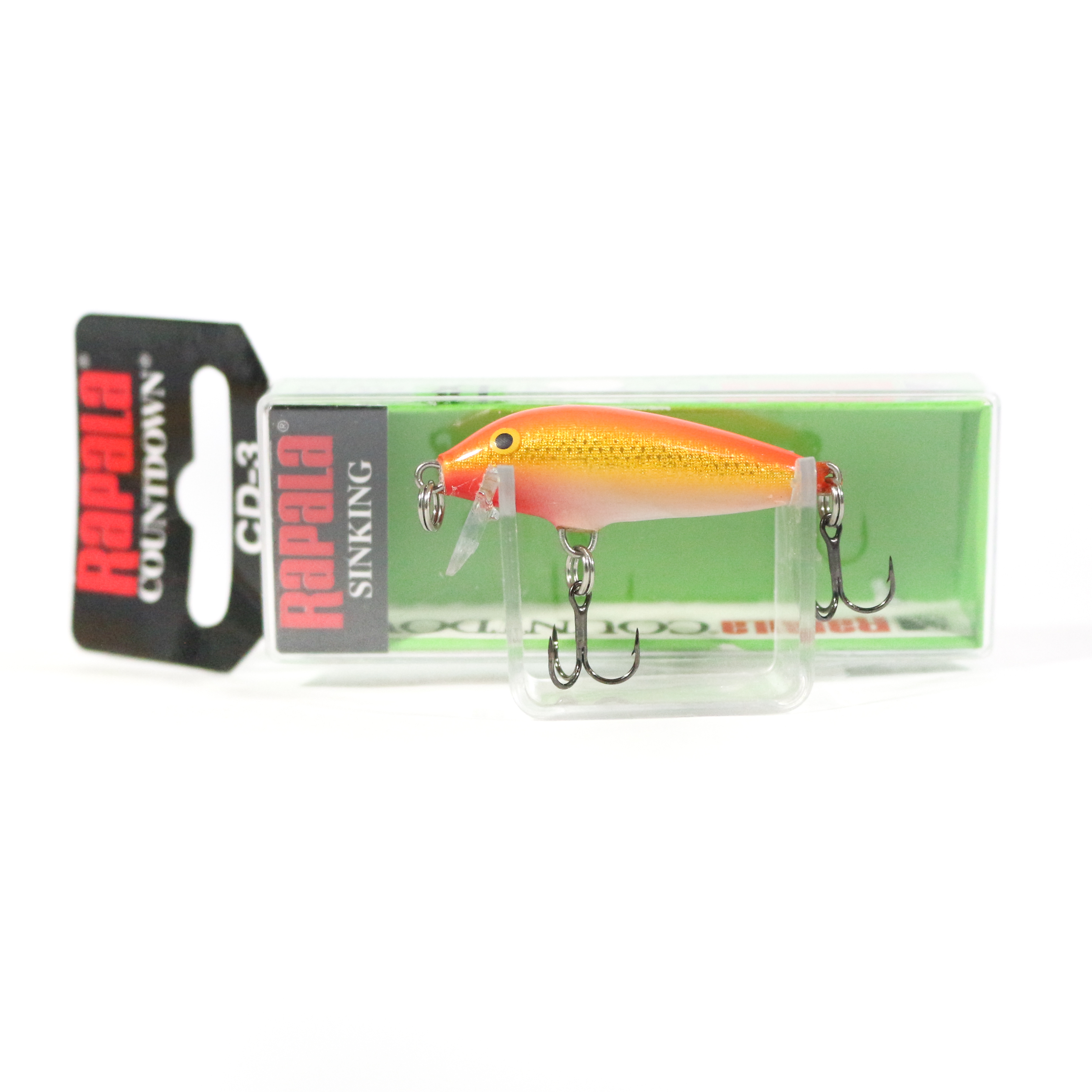 Rapala Countdown Sinking Lure CD03/GFR (1869)