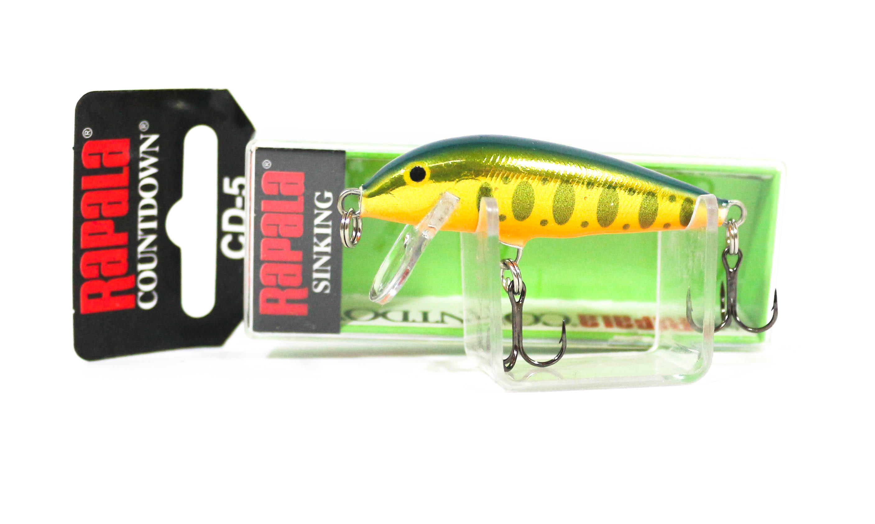 Rapala Countdown Sinking Lure CD05/GGY (6773)